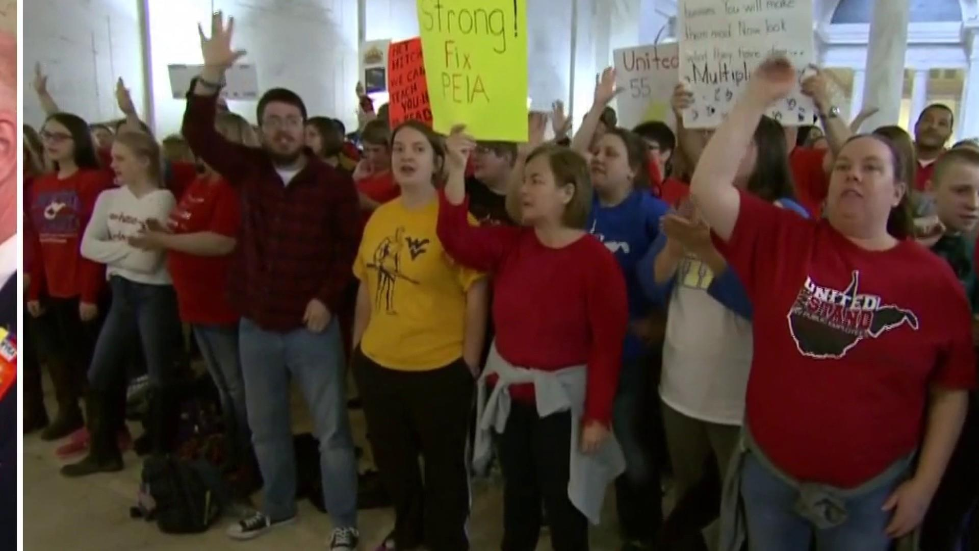 West Virginia teachers strike: State lawmakers reach deal on pay raise
