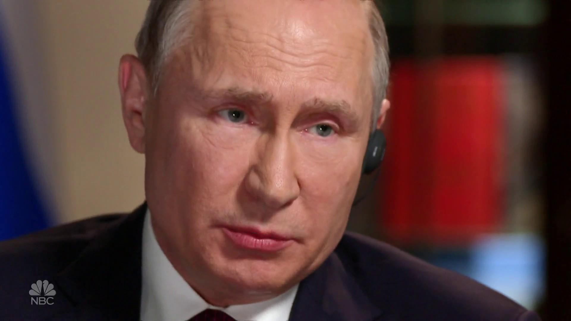 Watch Megyn Kelly's extended interview with Russian President Vladimir Putin in Kaliningrad