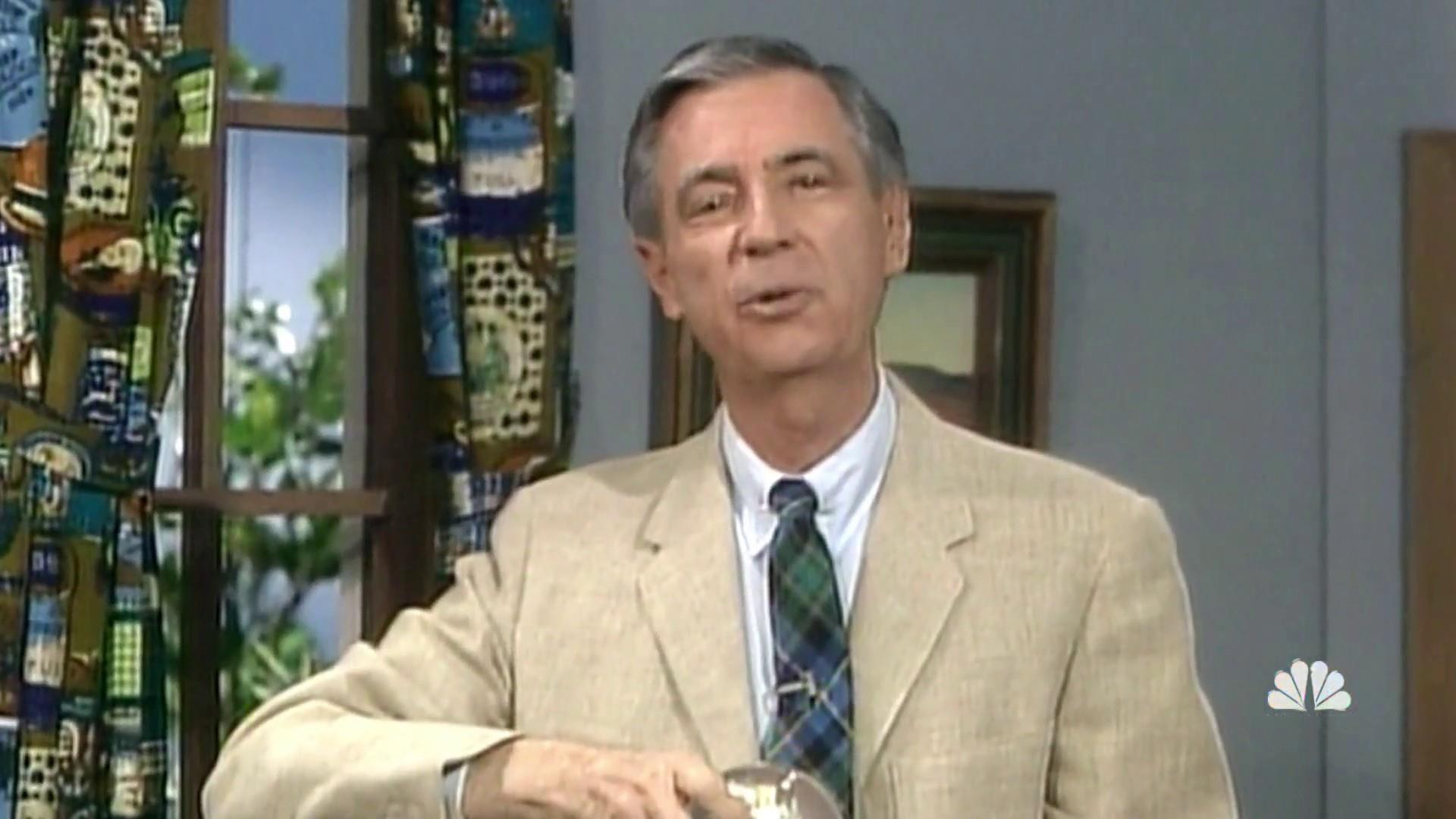 Mister Rogers Neighborhood Turns 50 Nbc News