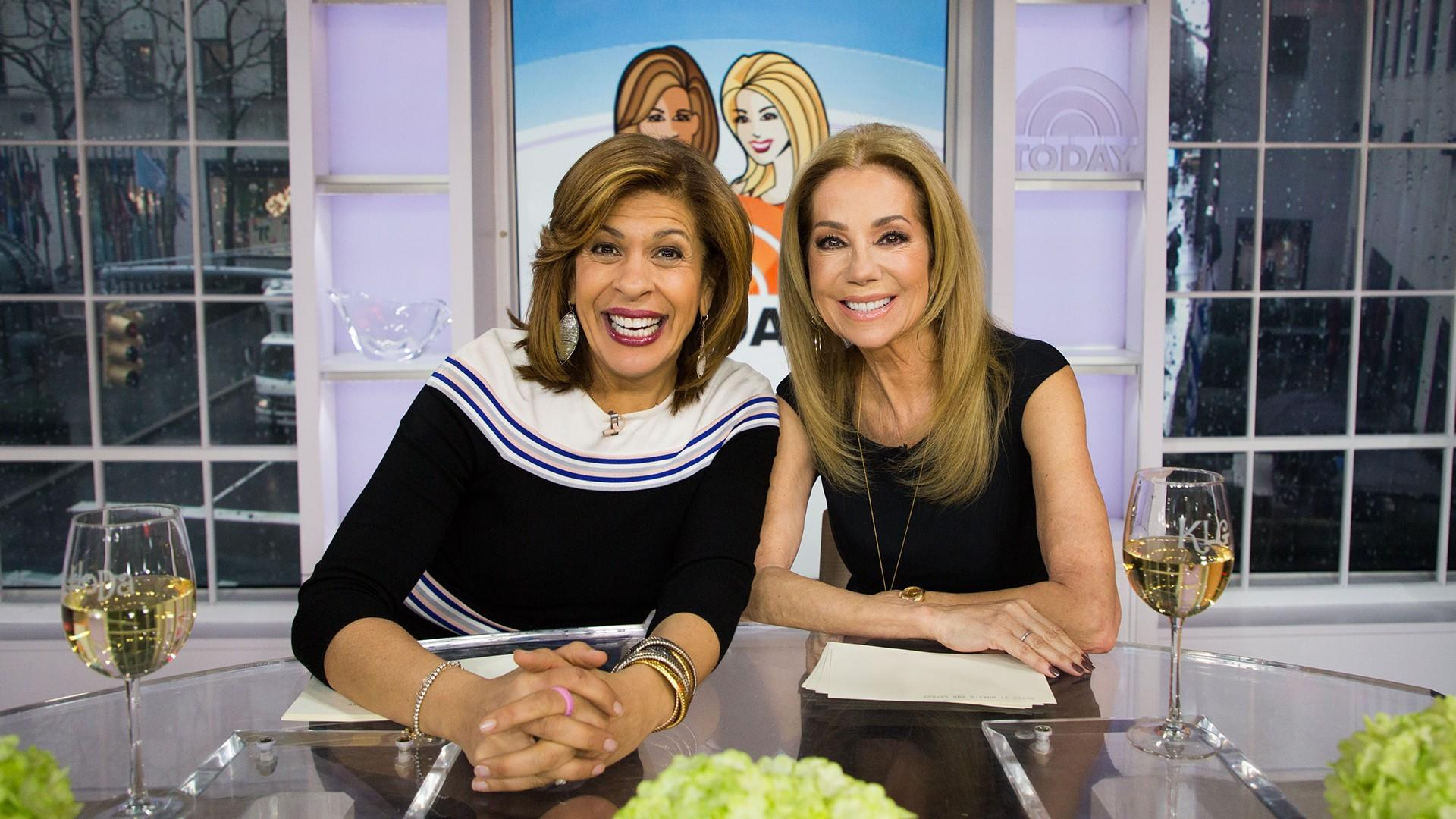 kathie lee and hoda are sending a lucky klg and hoda viewers send funny videos to our ultimate fan