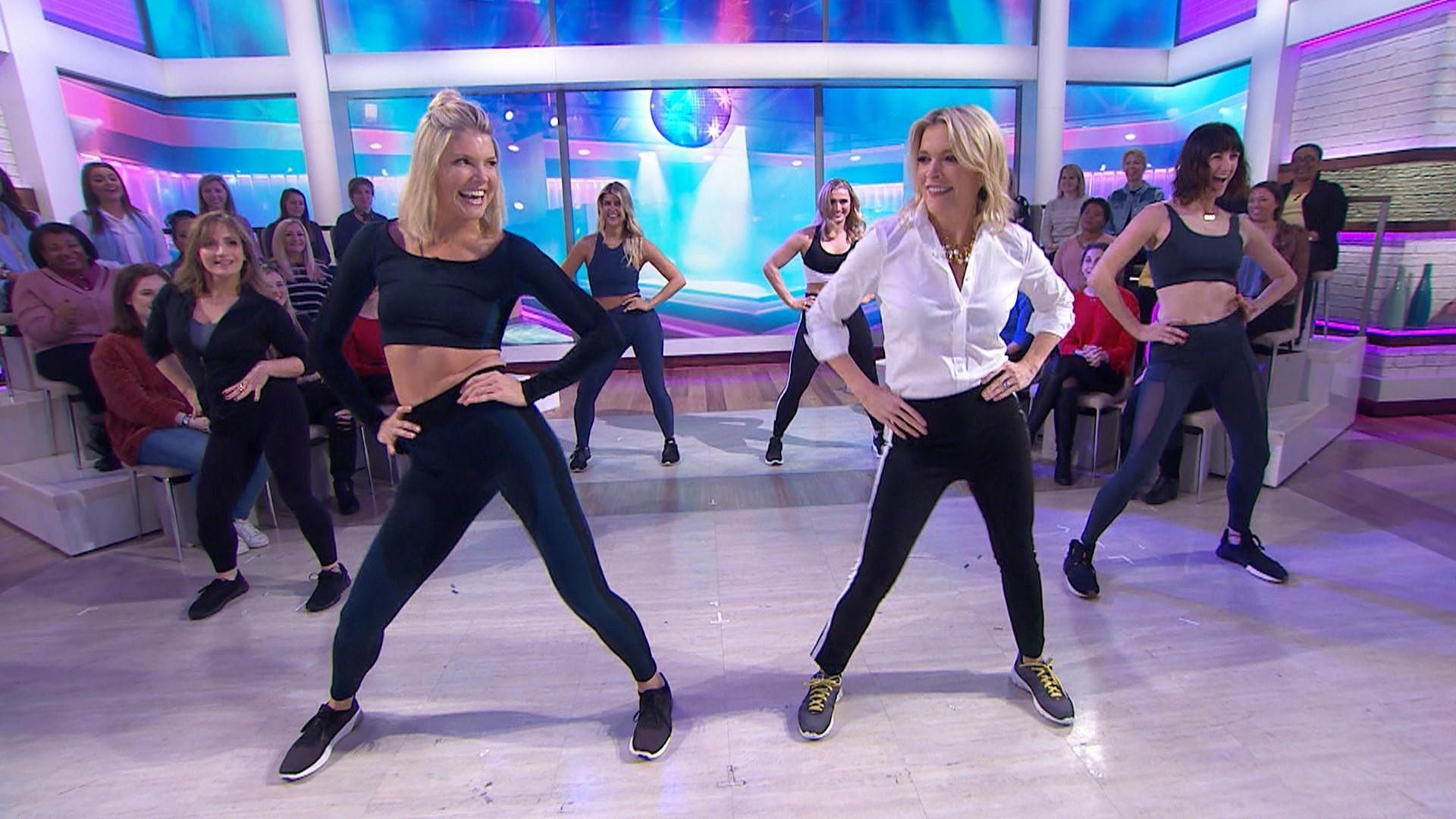 These Dancecardio Moves Will Help You Burn Calories Fast