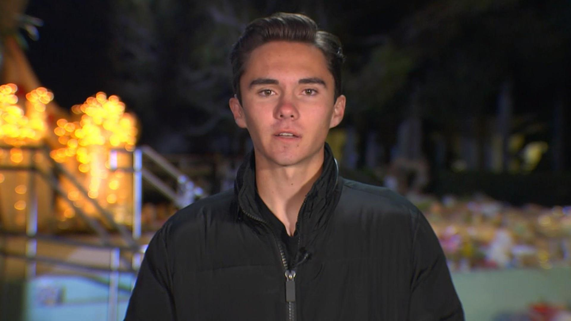 Parkland survivor David Hogg: 'Now we are seeing action ...