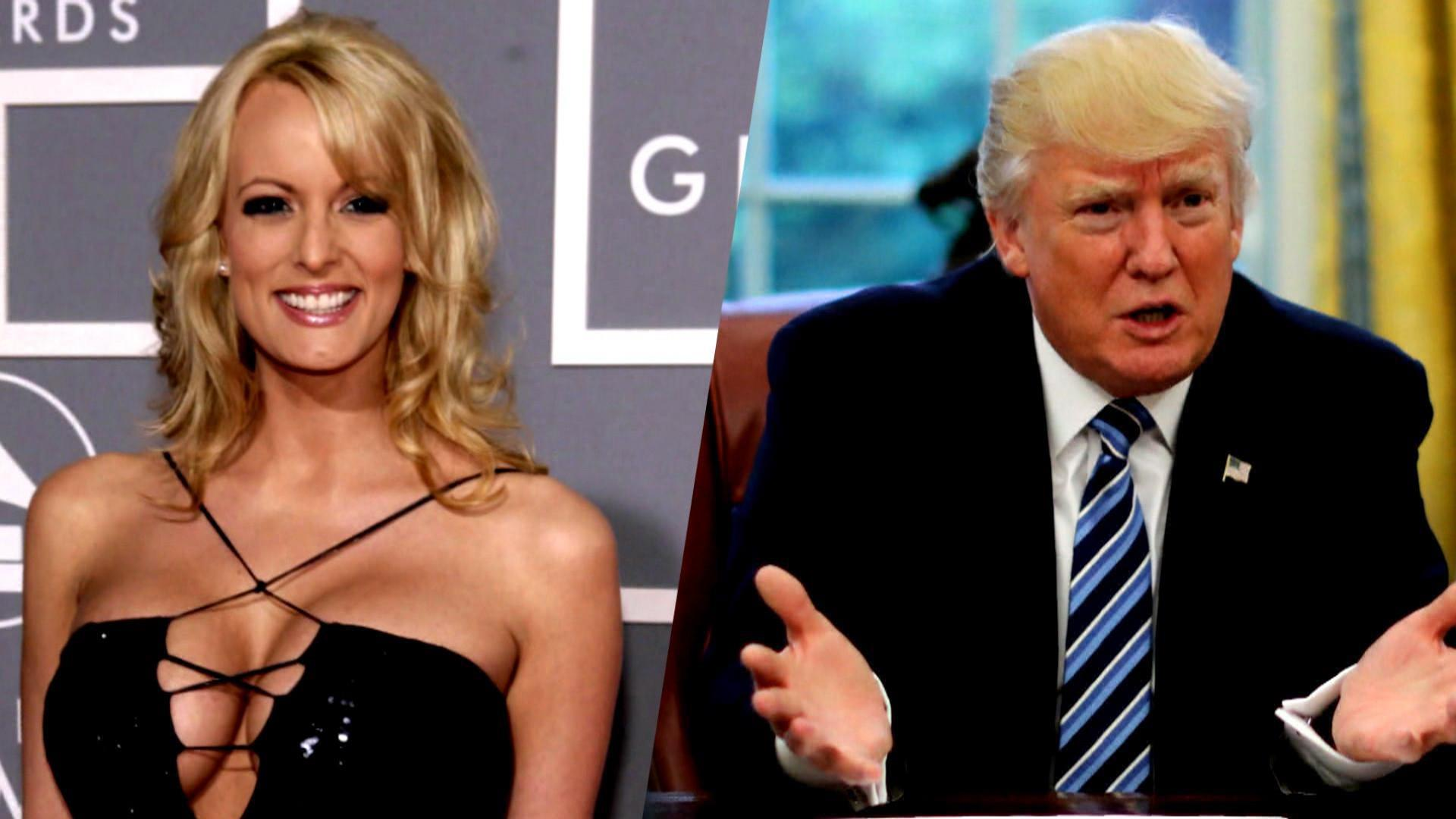 Trump lawyer used private company, pseudonyms to pay porn star stormy daniels