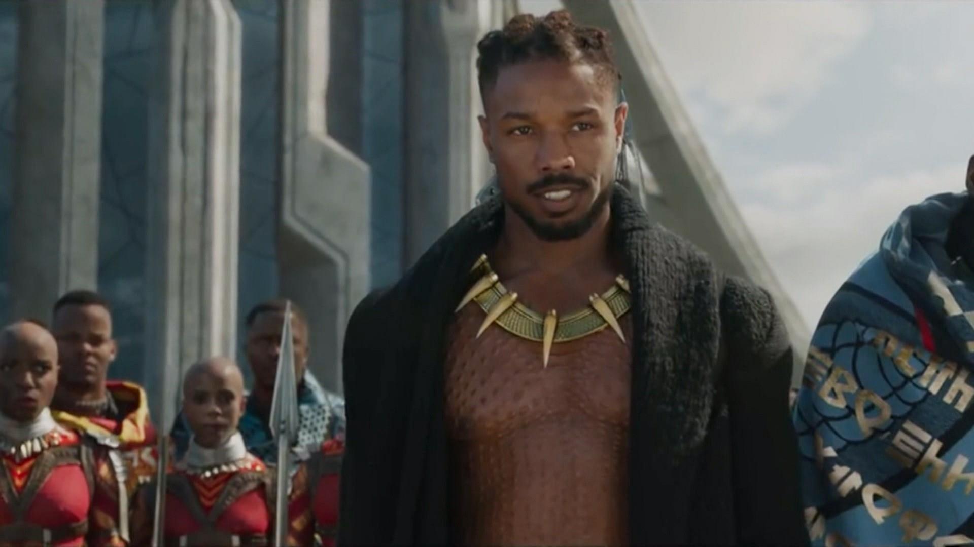 Black Panther Star Michael B Jordan Reaches Out To Teen