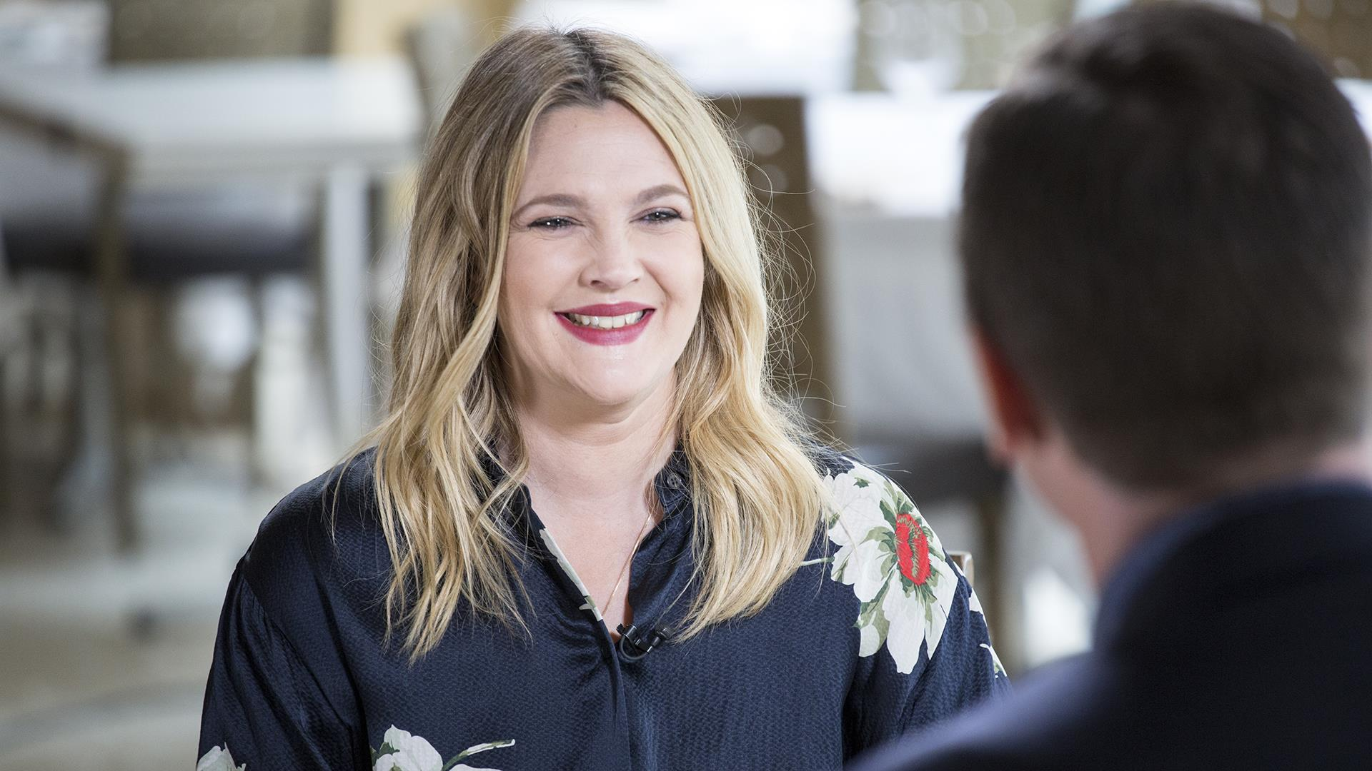 Drew Barrymore opens up about her cocaine use, relationship