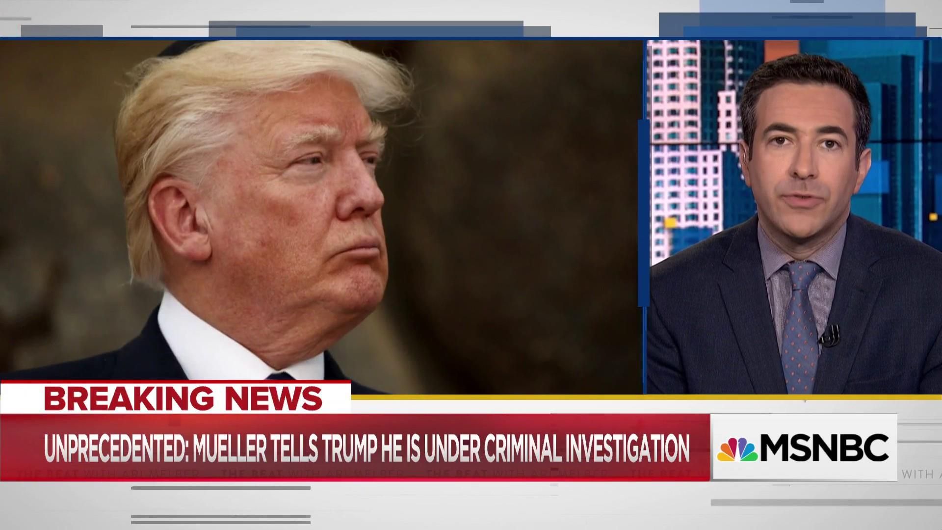 Former Clinton Counsel: Trump will testify before Mueller.