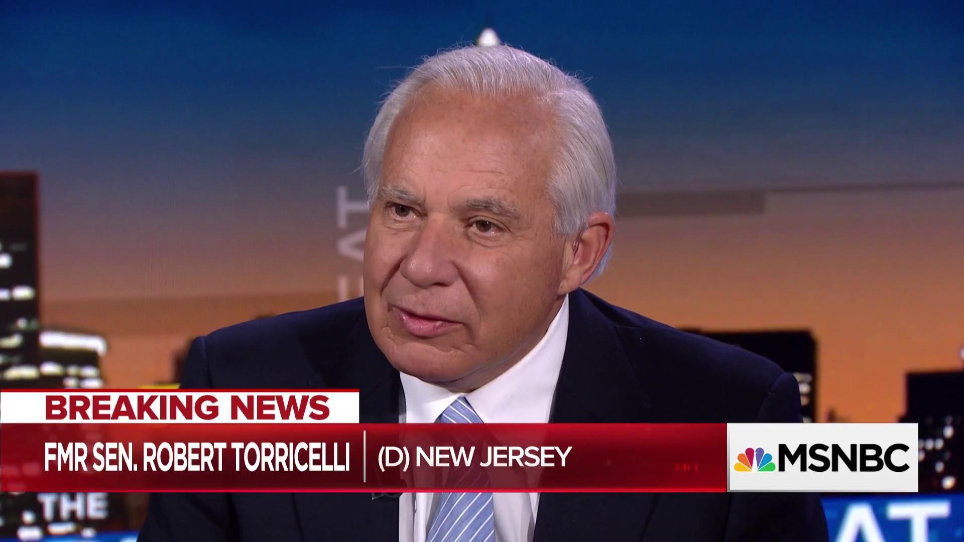 Sen. Torriccelli: FBI have evidence of 'some kind of obstruction'