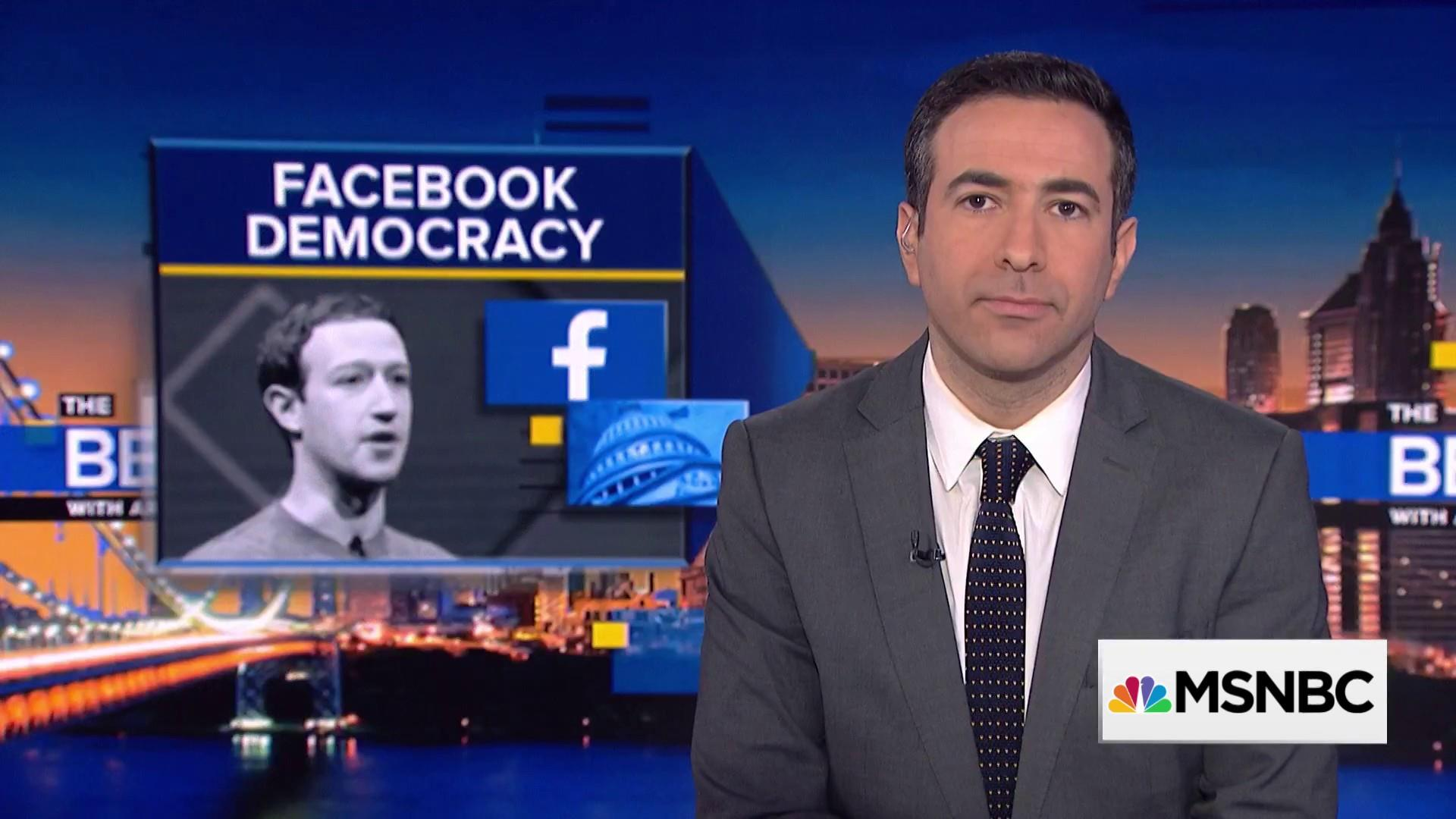Watch Zuckerberg go from denial to apology amidst Facebook scandal