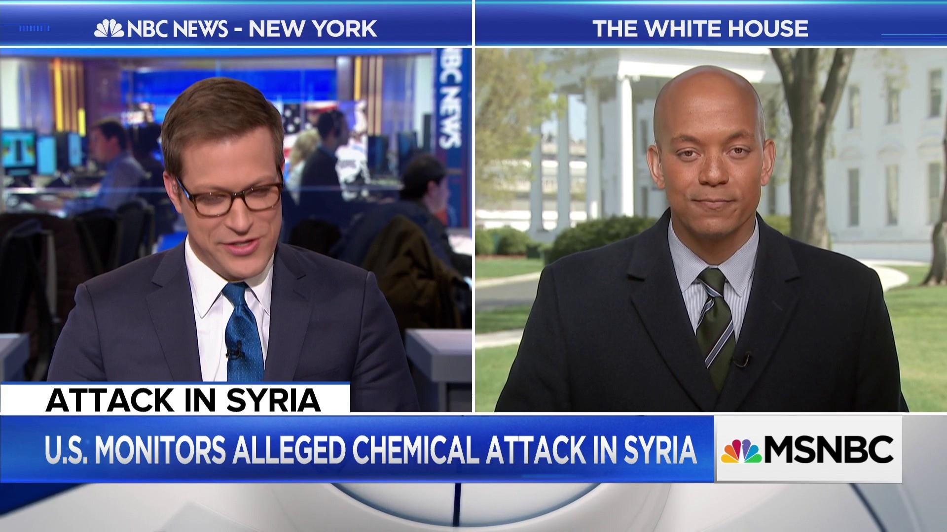 Hagar Chemali on how the White House can respond in Syria
