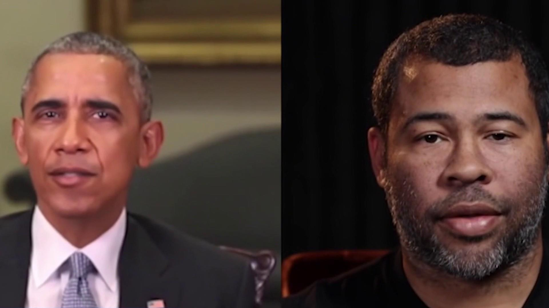 Viral Fakes' About Obama Fake 'deep Warning Goes