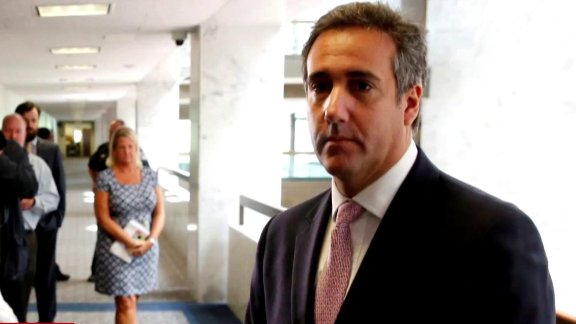 Cohen raided by FBI
