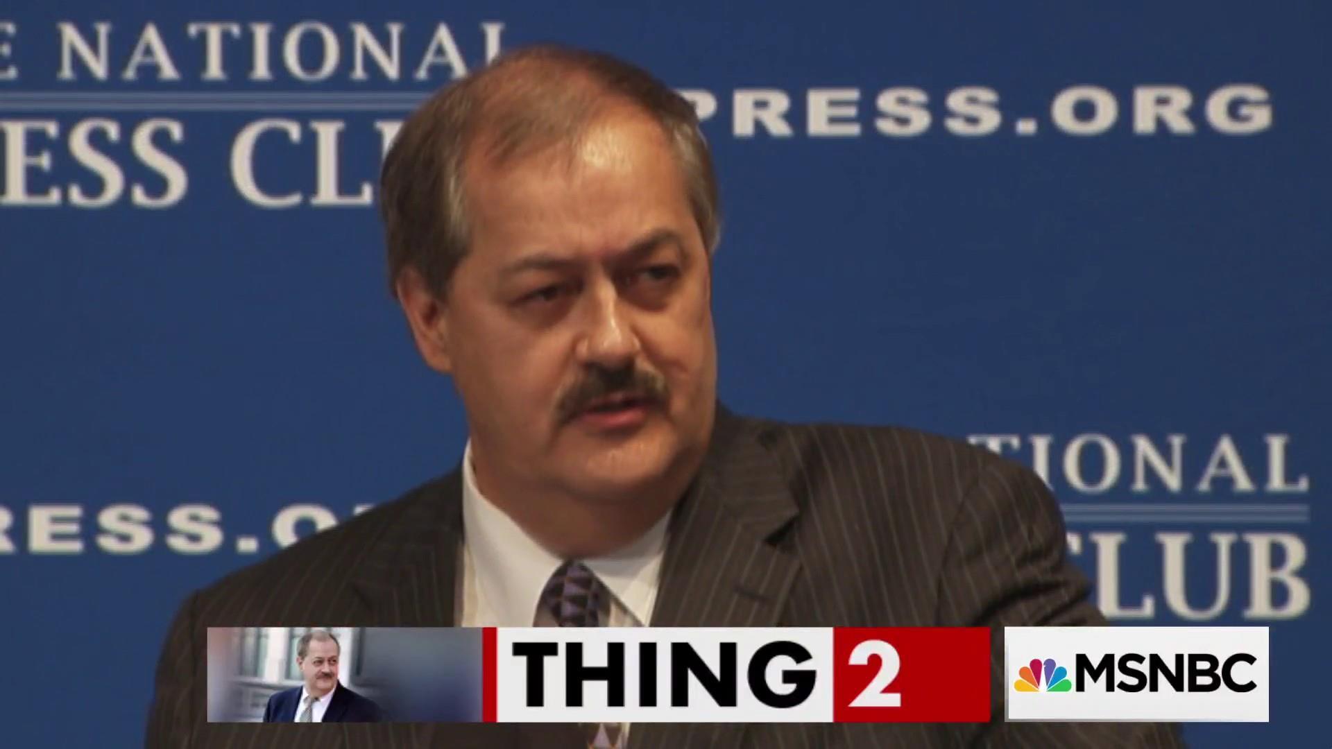 W. Virginia GOP Senate candidate is a convicted criminal