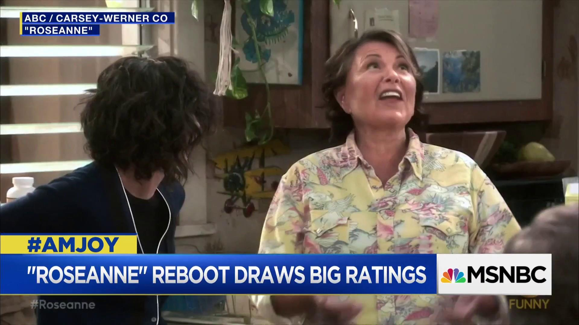 Reiner: 'Roseanne' a personification of Trump's POV