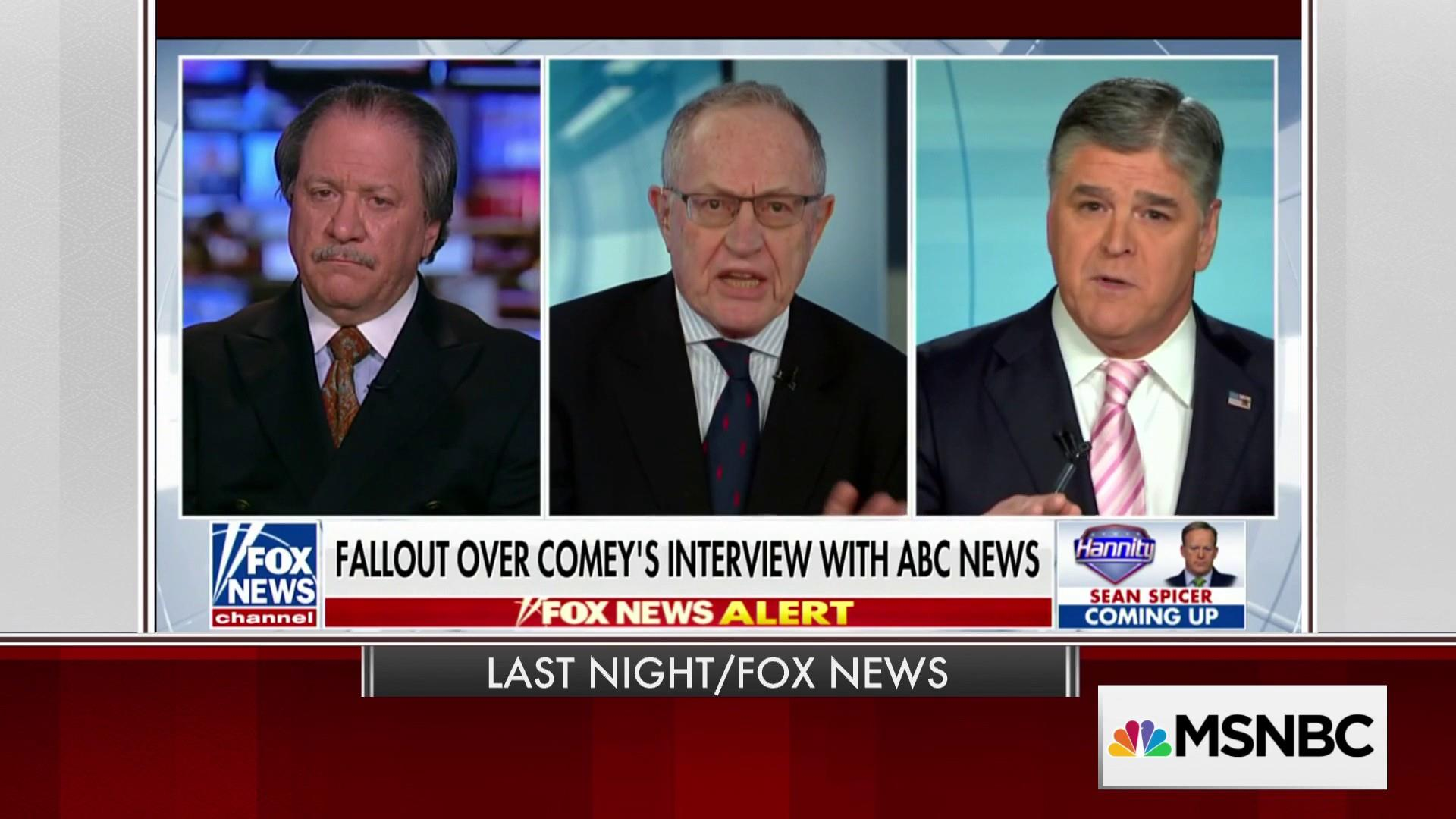 Hannity downplays relationship, but is someone lying?