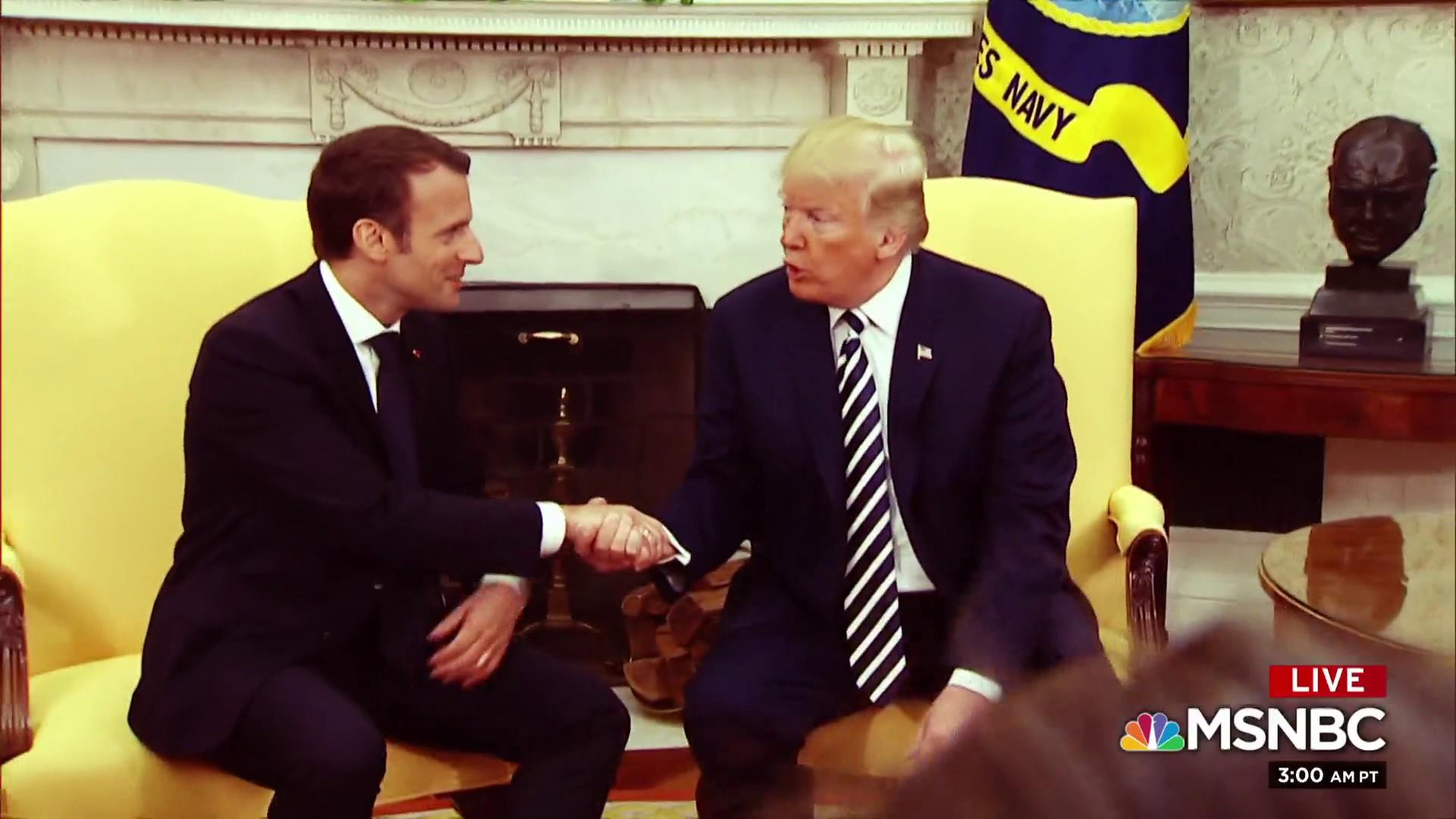 Is France becoming one of our most critical allies?