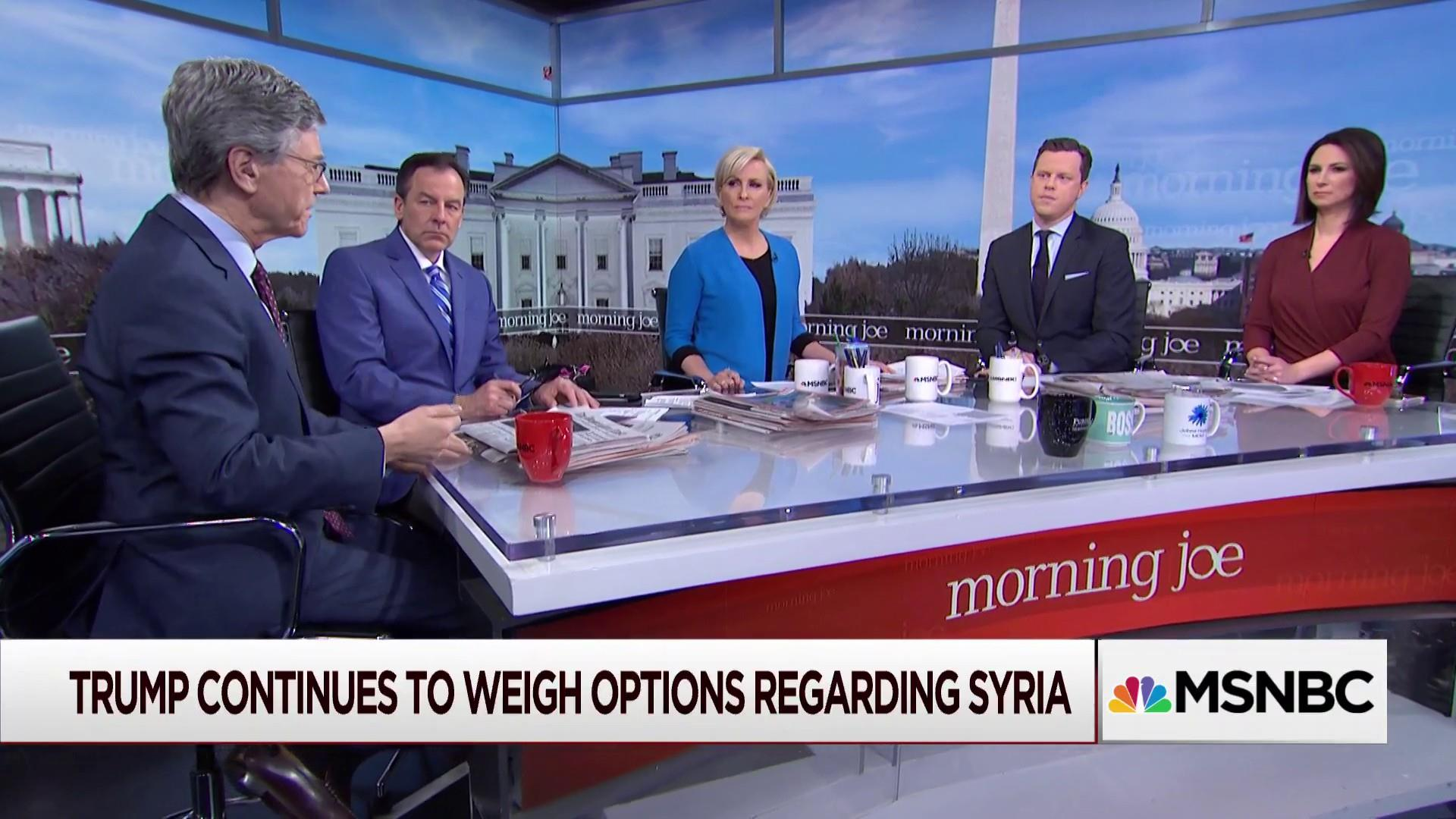 Should the US be part of solution in Syria or leave?