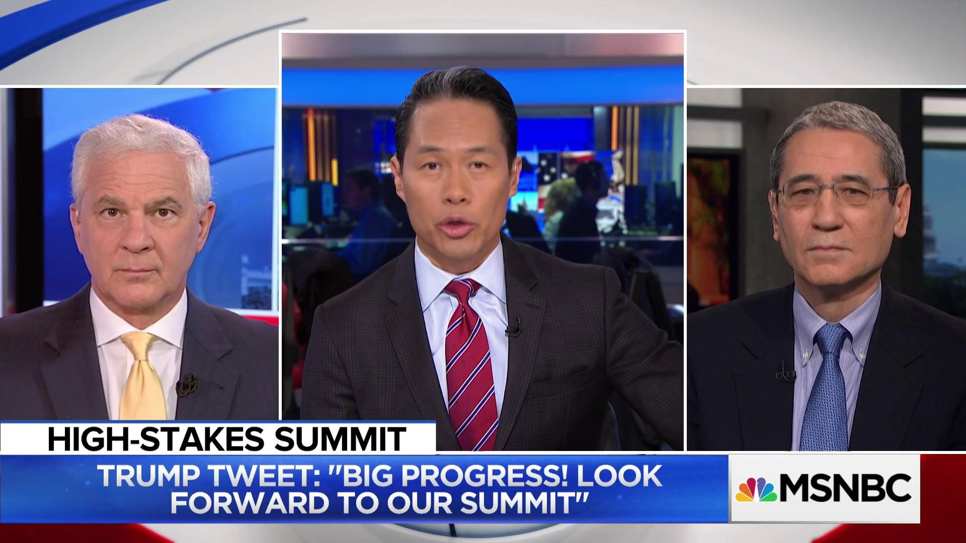 Nuclear analyst: N. Korea is calling the shots before summit