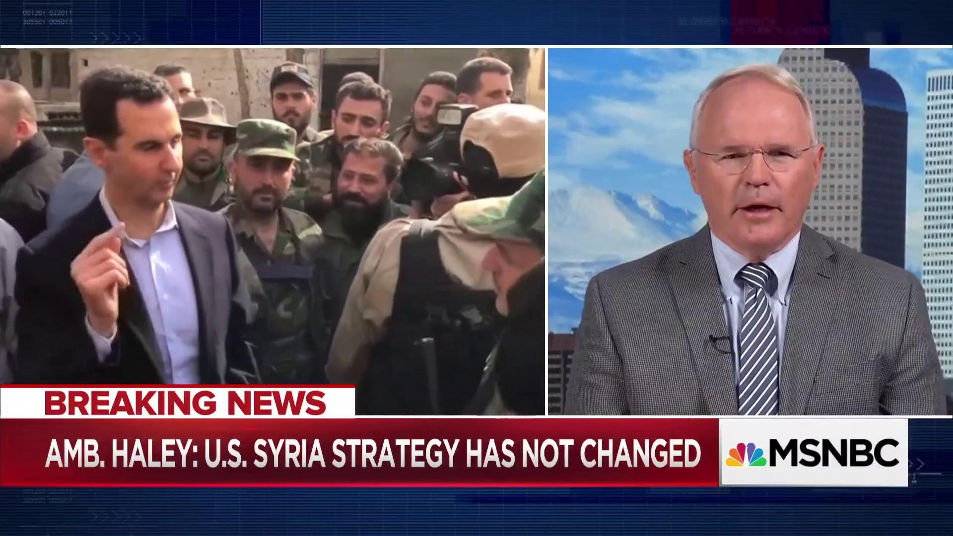 Can Trump bring peace to Syria when Obama could not?