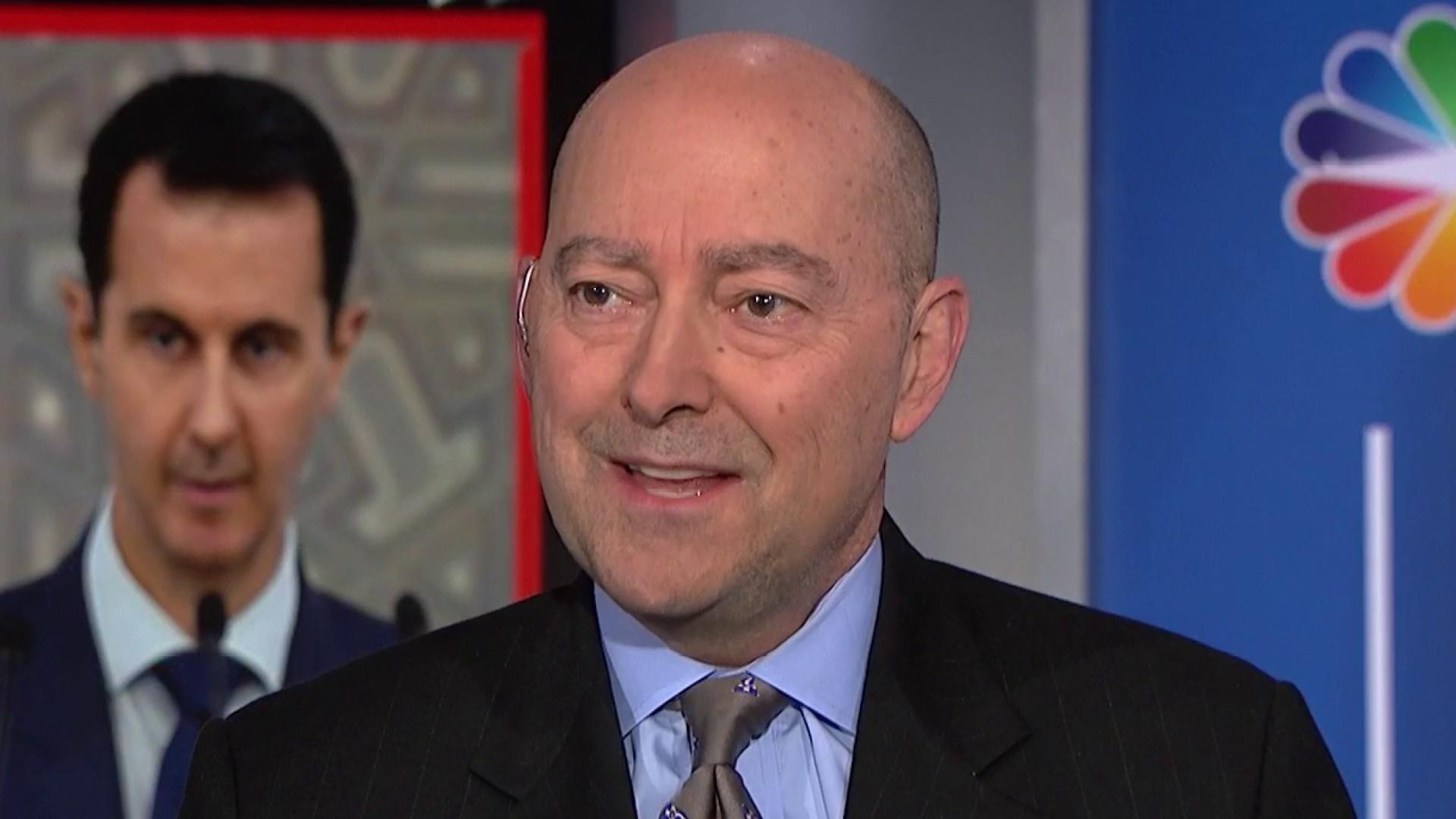 Adm. Stavridis on Syria: 'You want to go after chemical weapons capabilities'