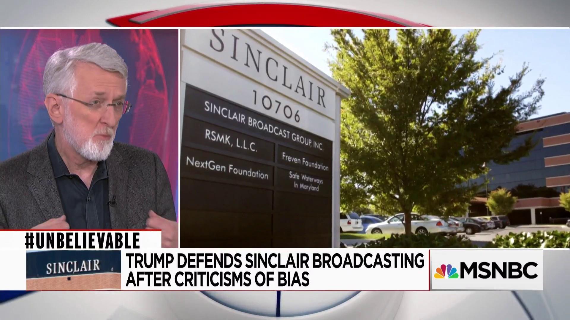 Journalism Prof.: President has weaponized 'fake news'