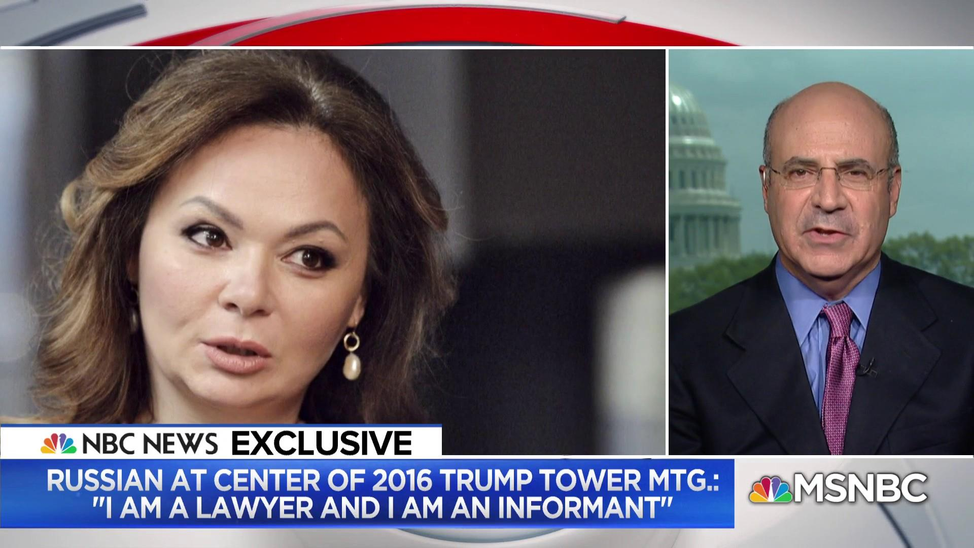 "Russian lawyer: ""I am an informant"""