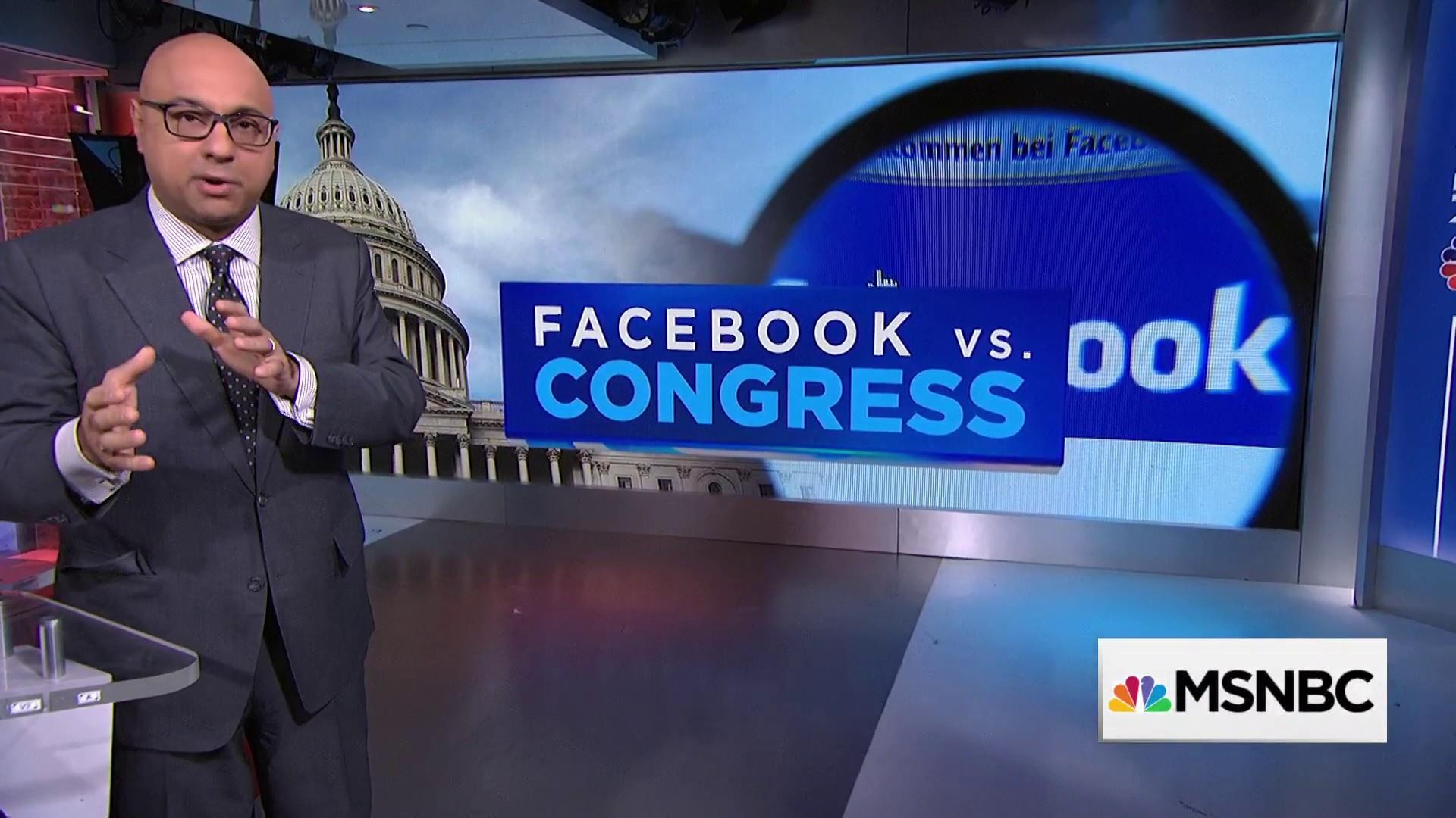 Ahead of Senate grilling, what are the accusations against Facebook?