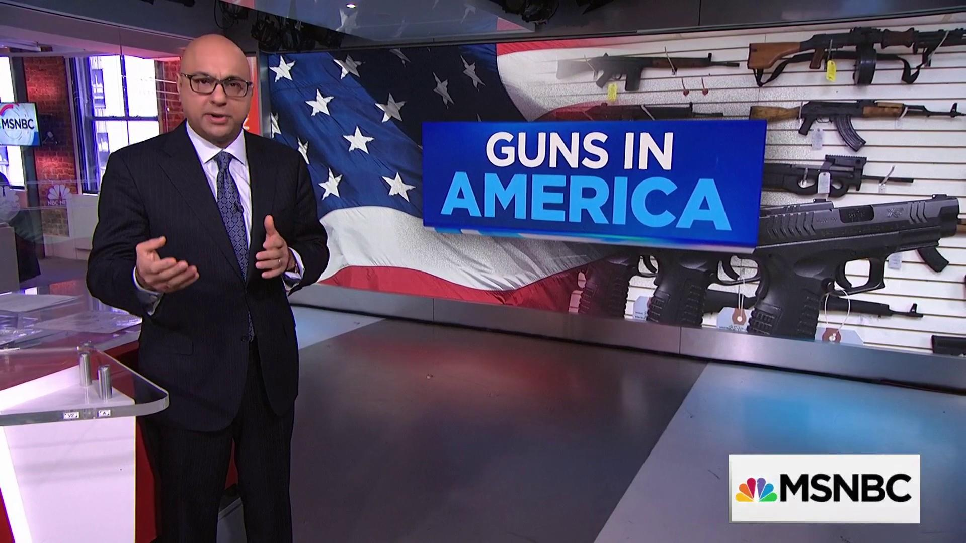 A closer look at Gun culture in America