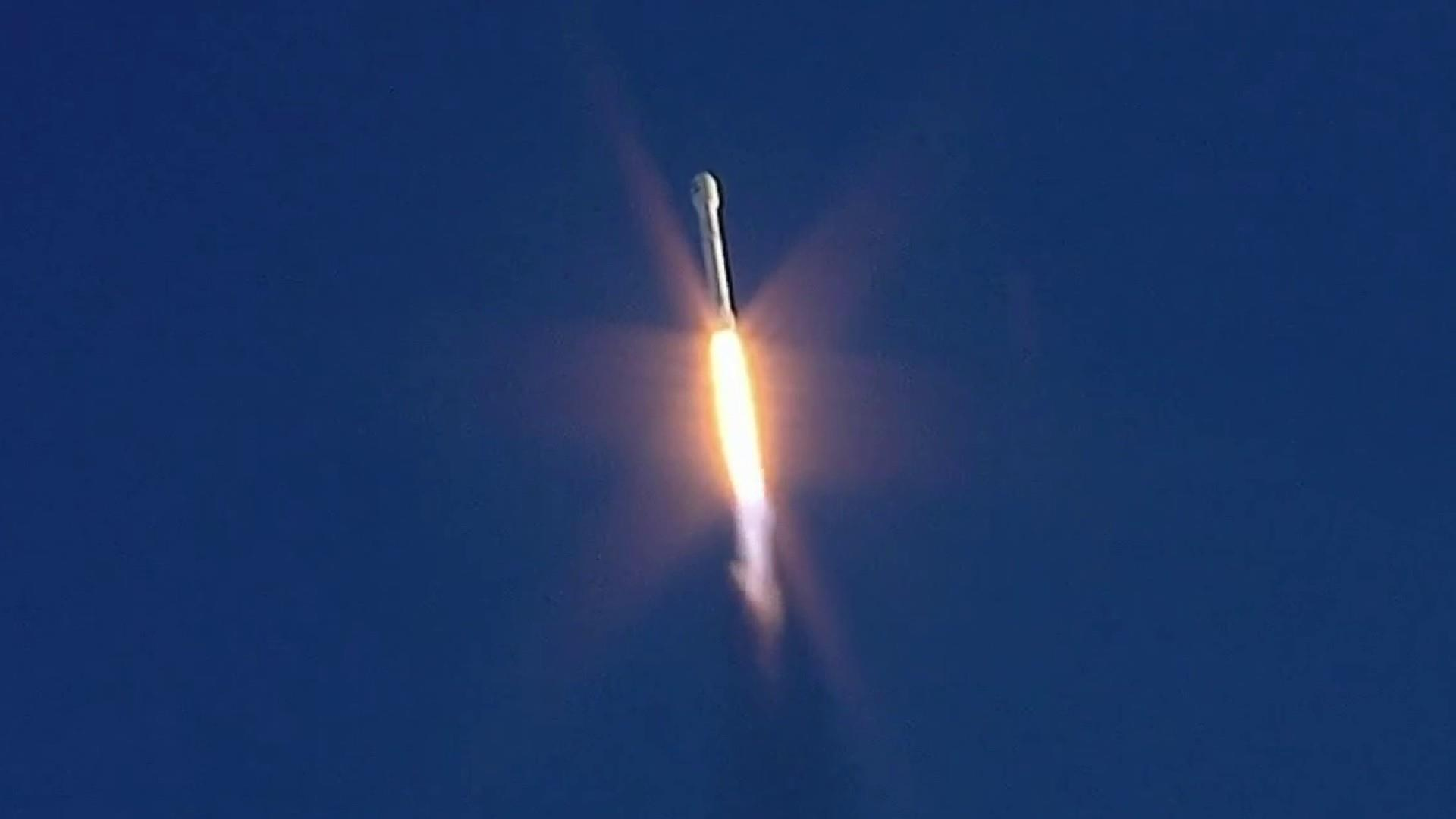 Science! NASA launches new mission to find planets