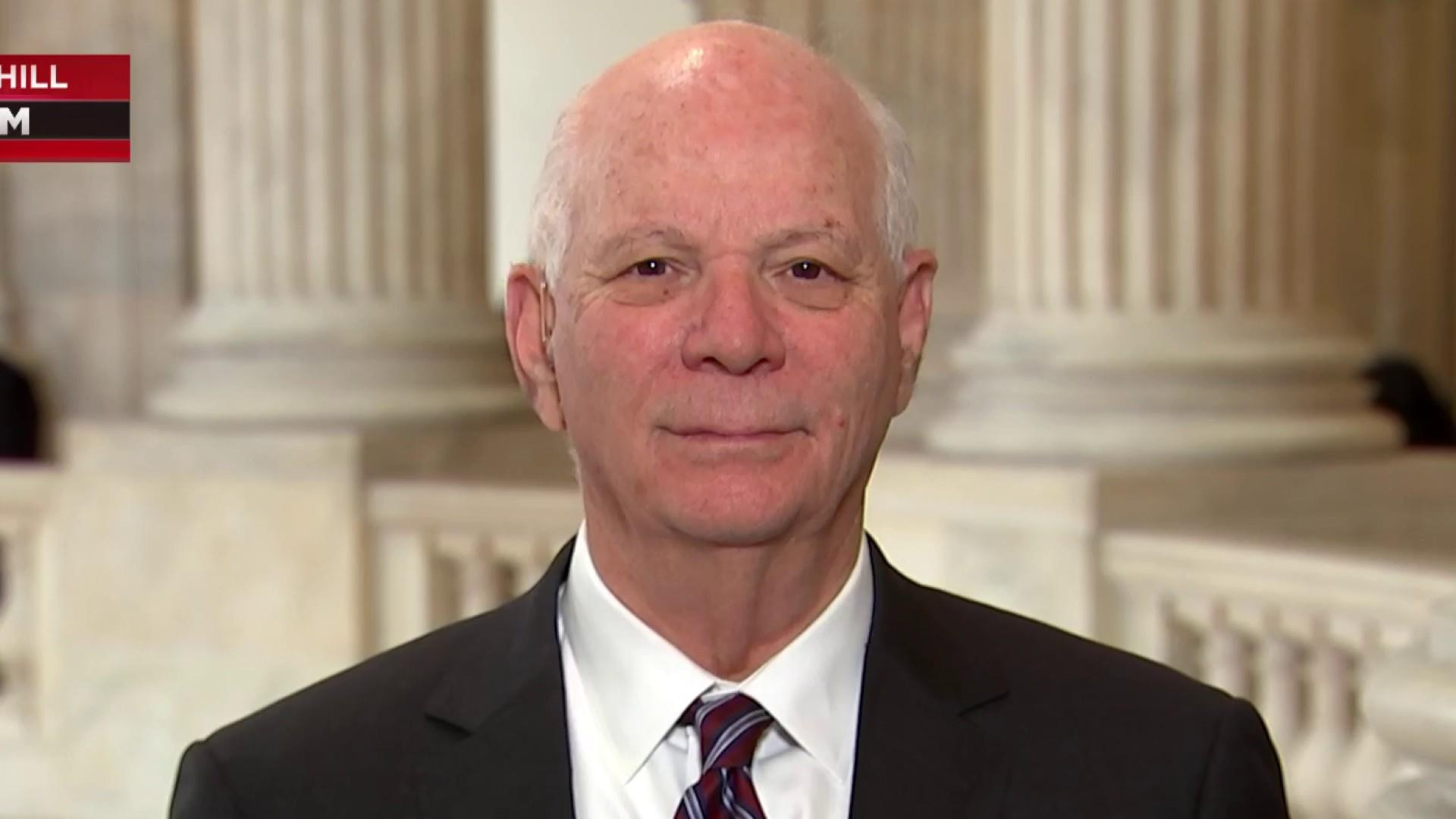 Sen. Cardin: 'There is not a military answer' for North Korea