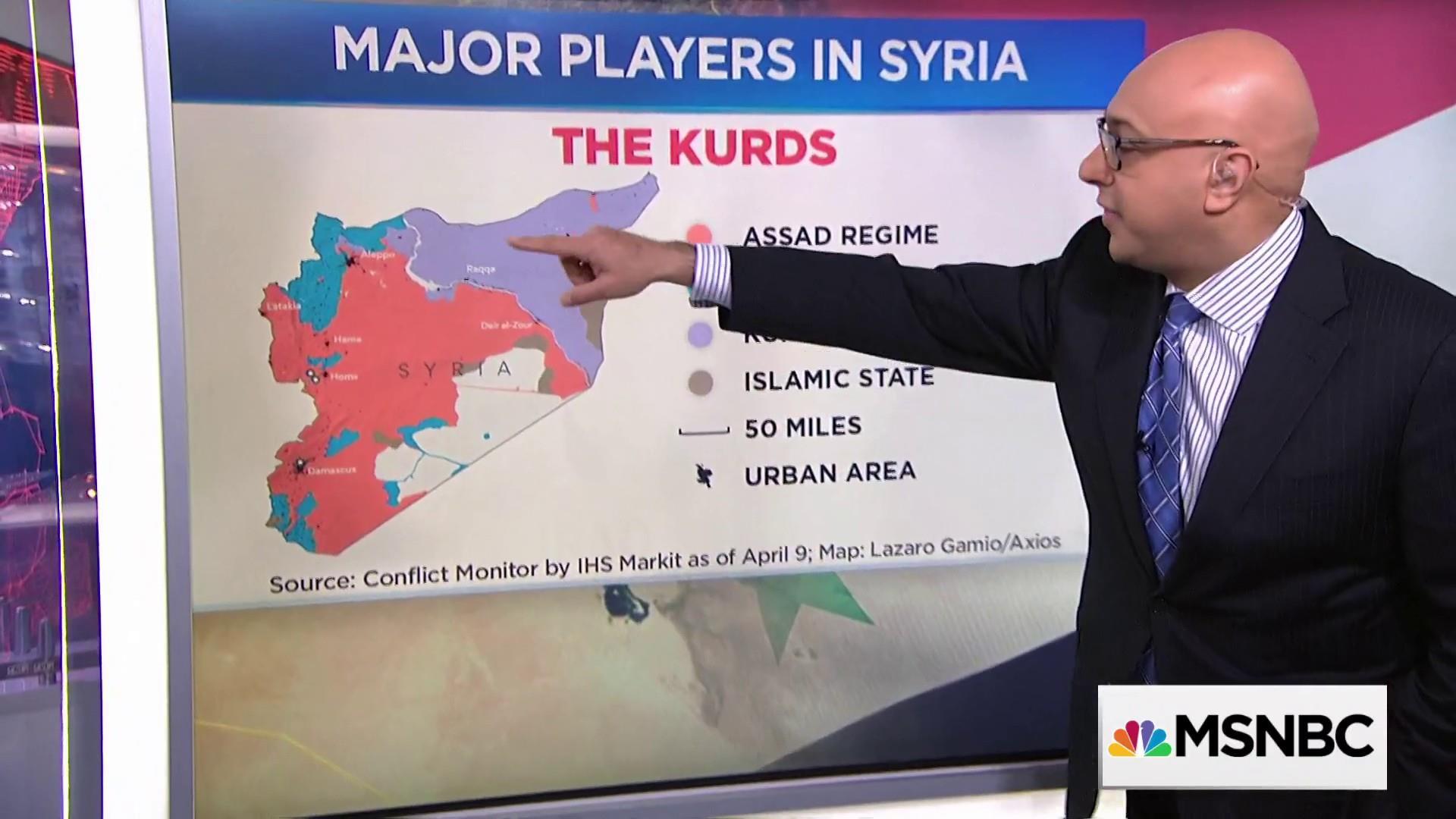 U.S. Strikes Syria, now what?