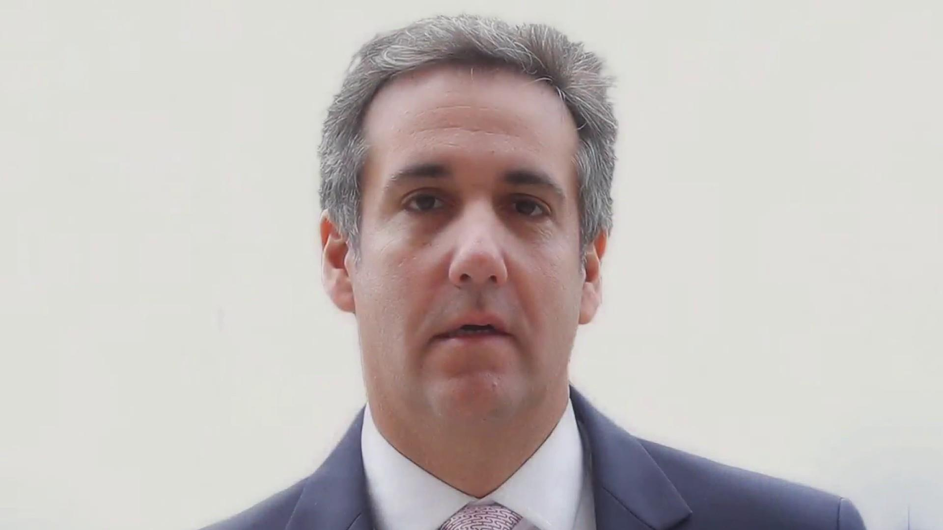 Feds monitored Trump lawyer Michael Cohen's phones