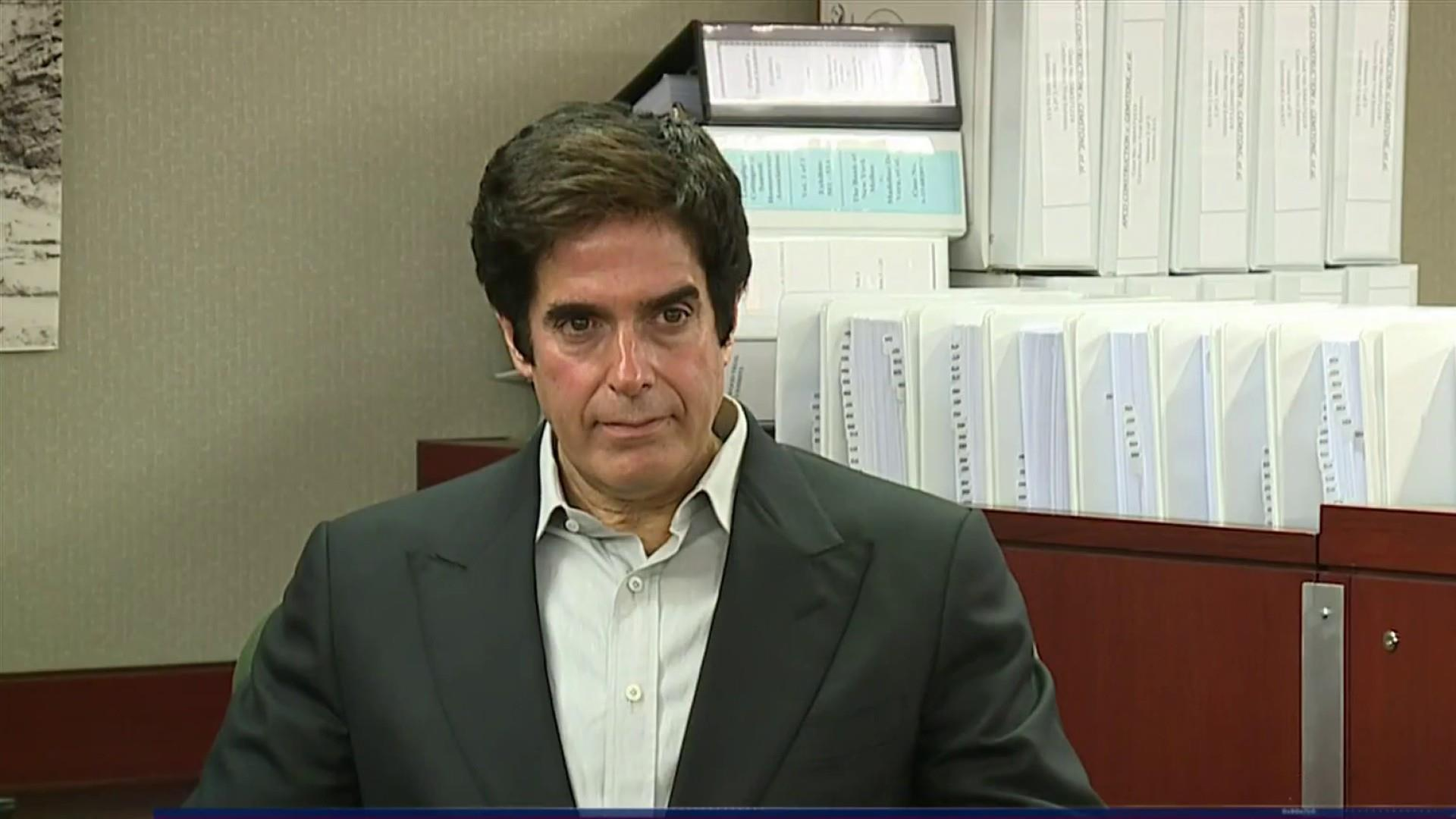 David Copperfield Forced To Reveal Secret Behind Illusion In Las