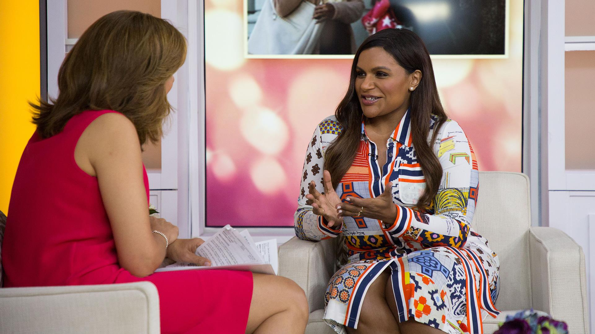 Mindy Kaling On Her New Daughter And Her New Comedy Series Champions