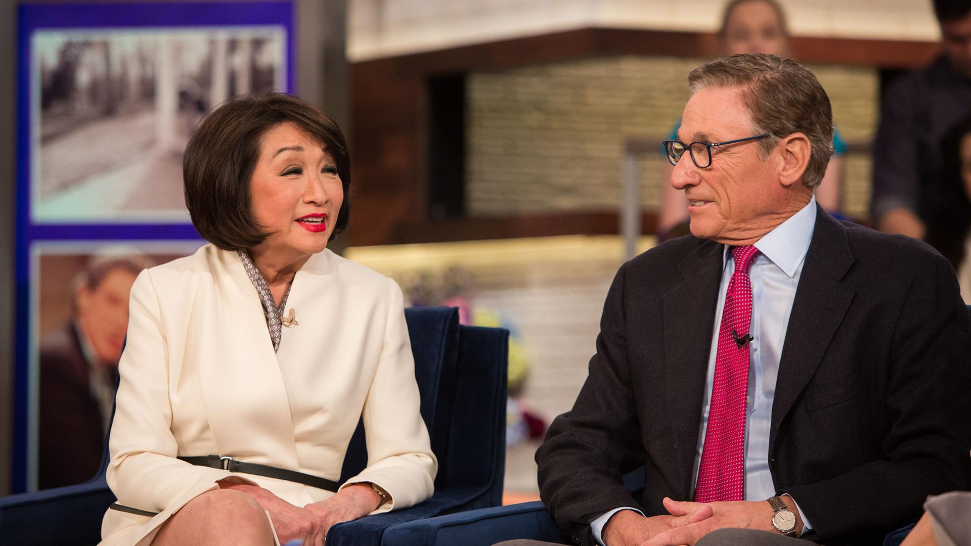Maury Povich First Wife
