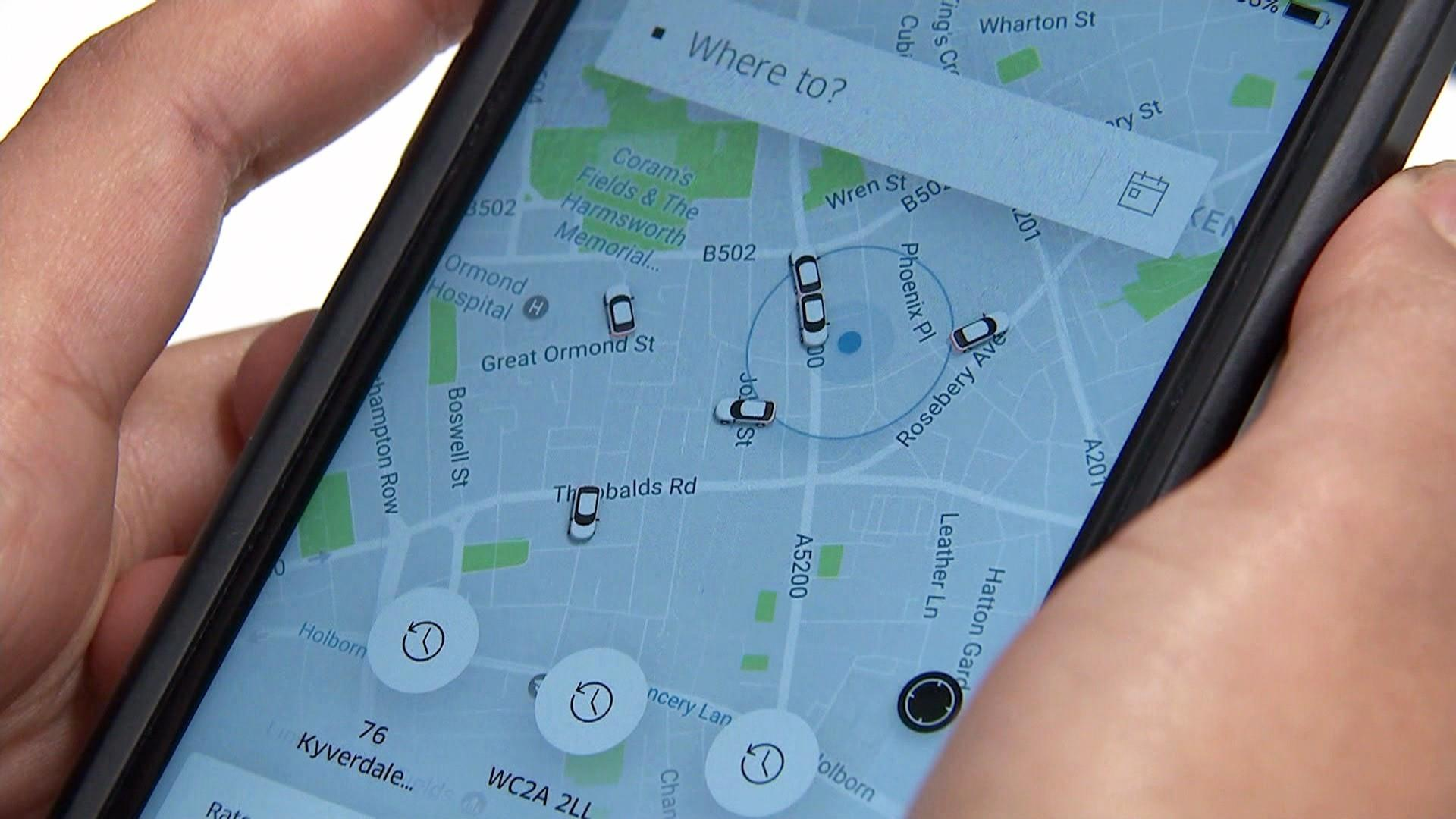 Uber Introduces New Safety Features Including 911 Access