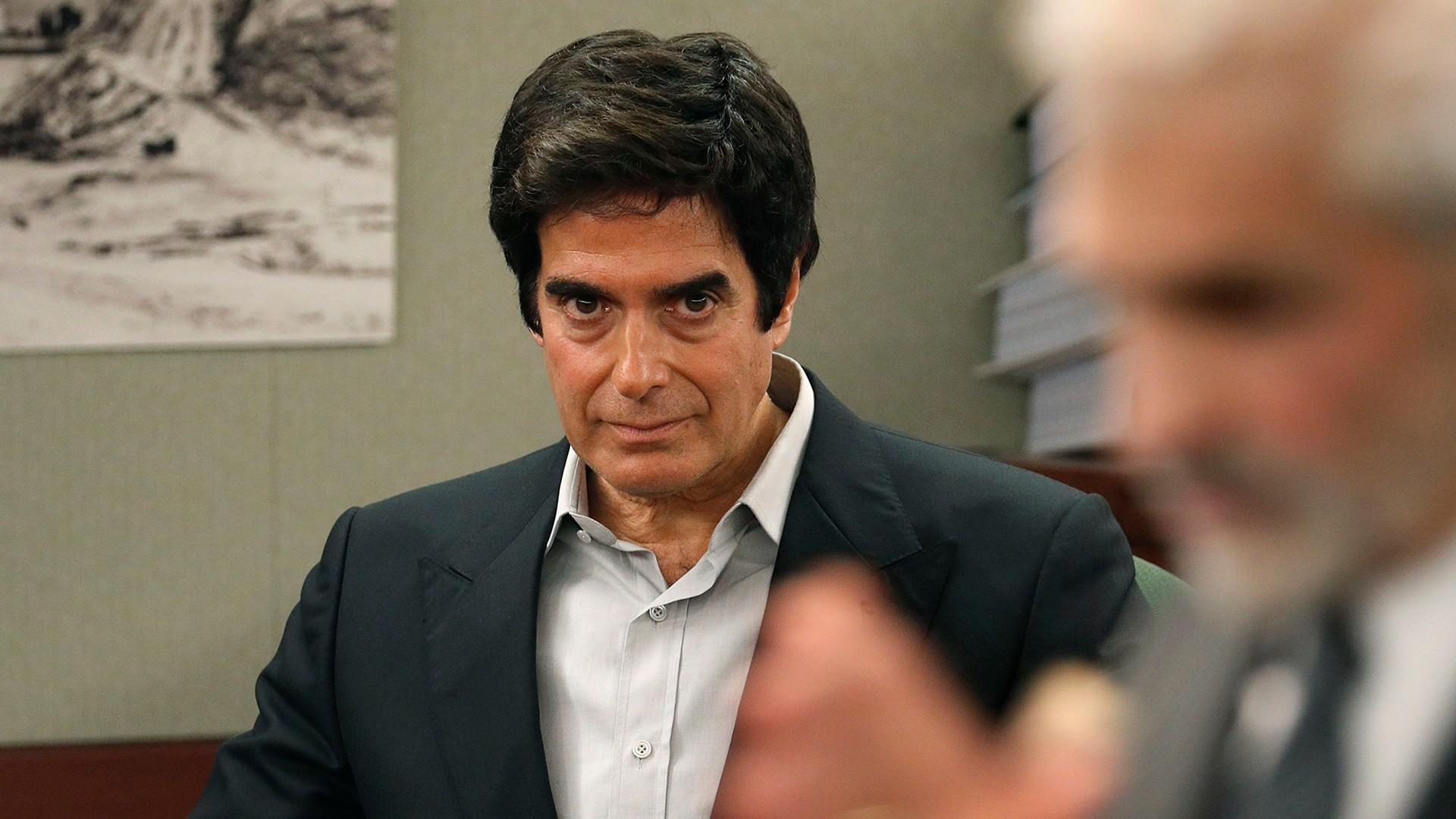 David copperfield testifies about trick that allegedly injured david copperfield testifies about trick that allegedly injured spectator nbc news m4hsunfo