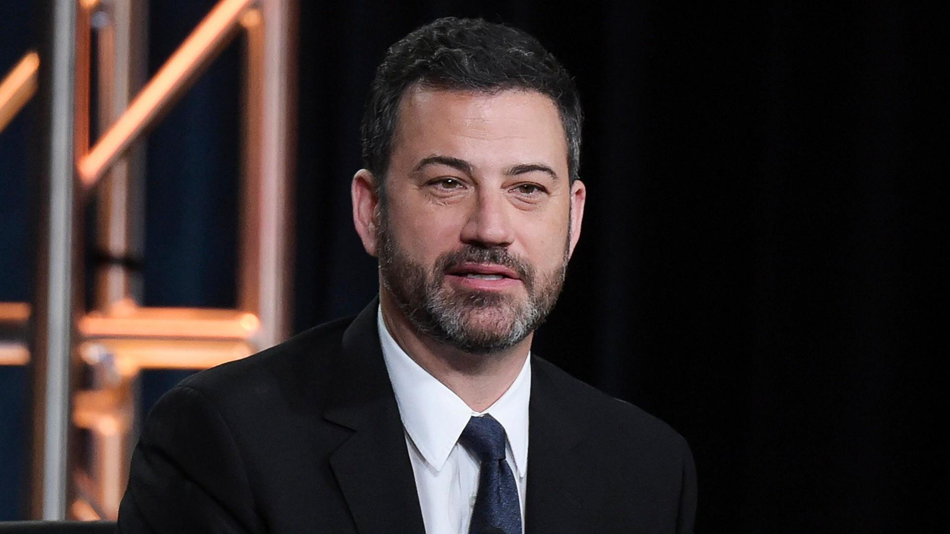 Jimmy Kimmel apologizes for joke about Melania Trump