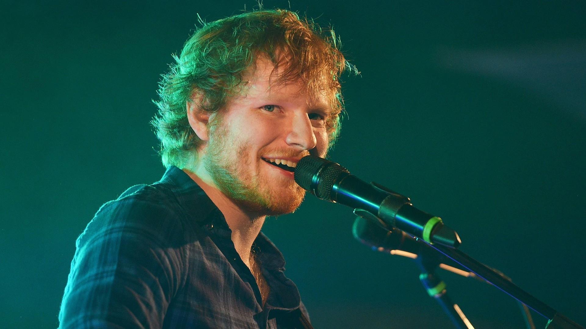 Ed Sheeran Live Room You