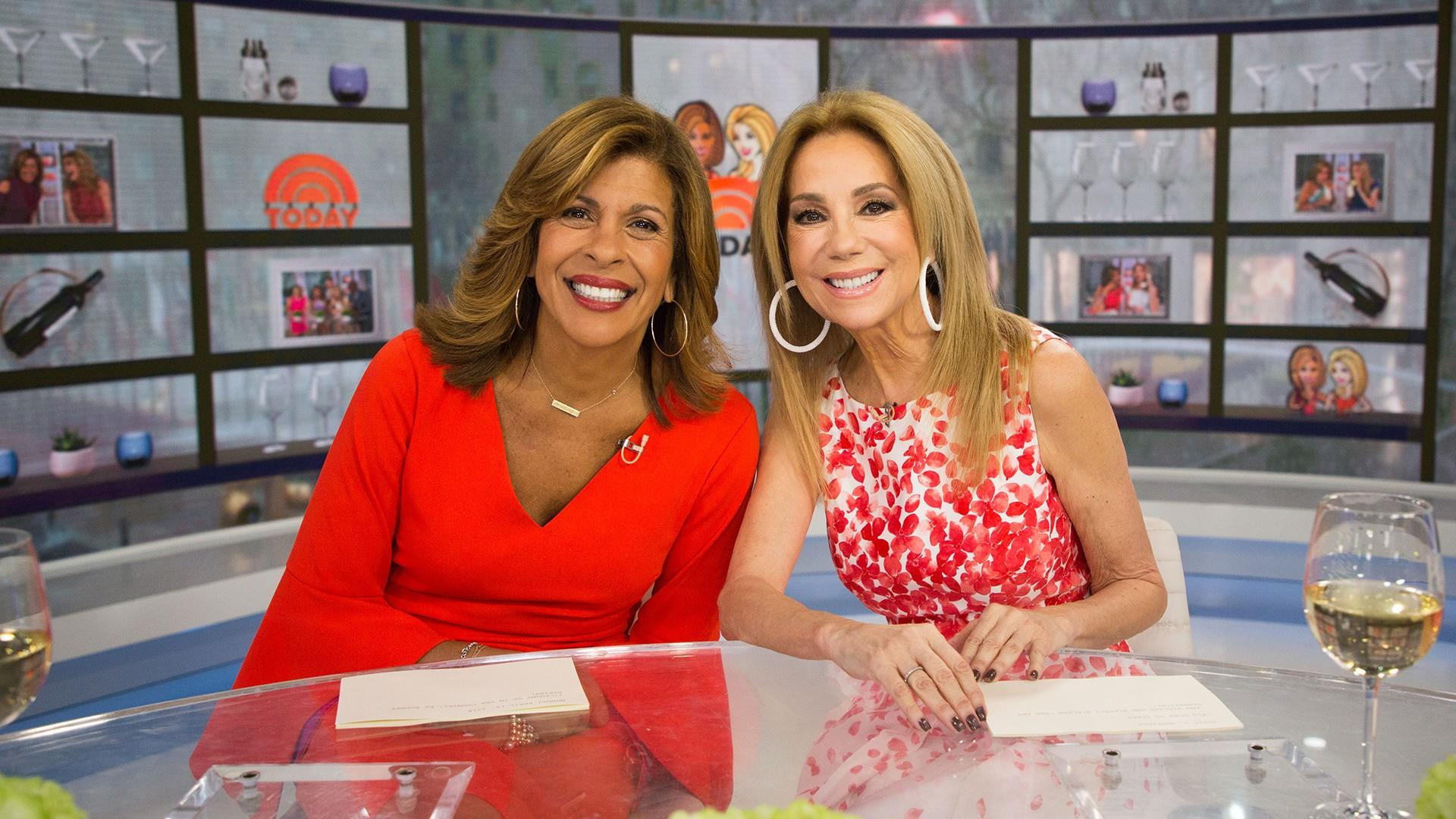 kathie lee and hoda are sending a lucky kathie lee hoda kotb beauty in the broken places kathie