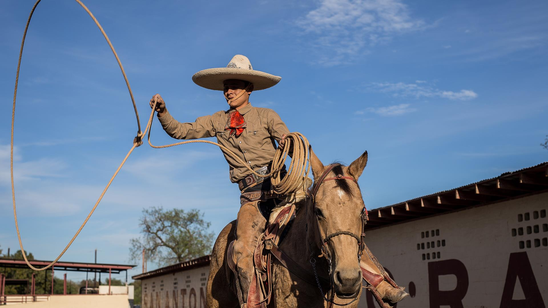 Charrería: Mexican rodeos find new life north of the border in the heart of Texas