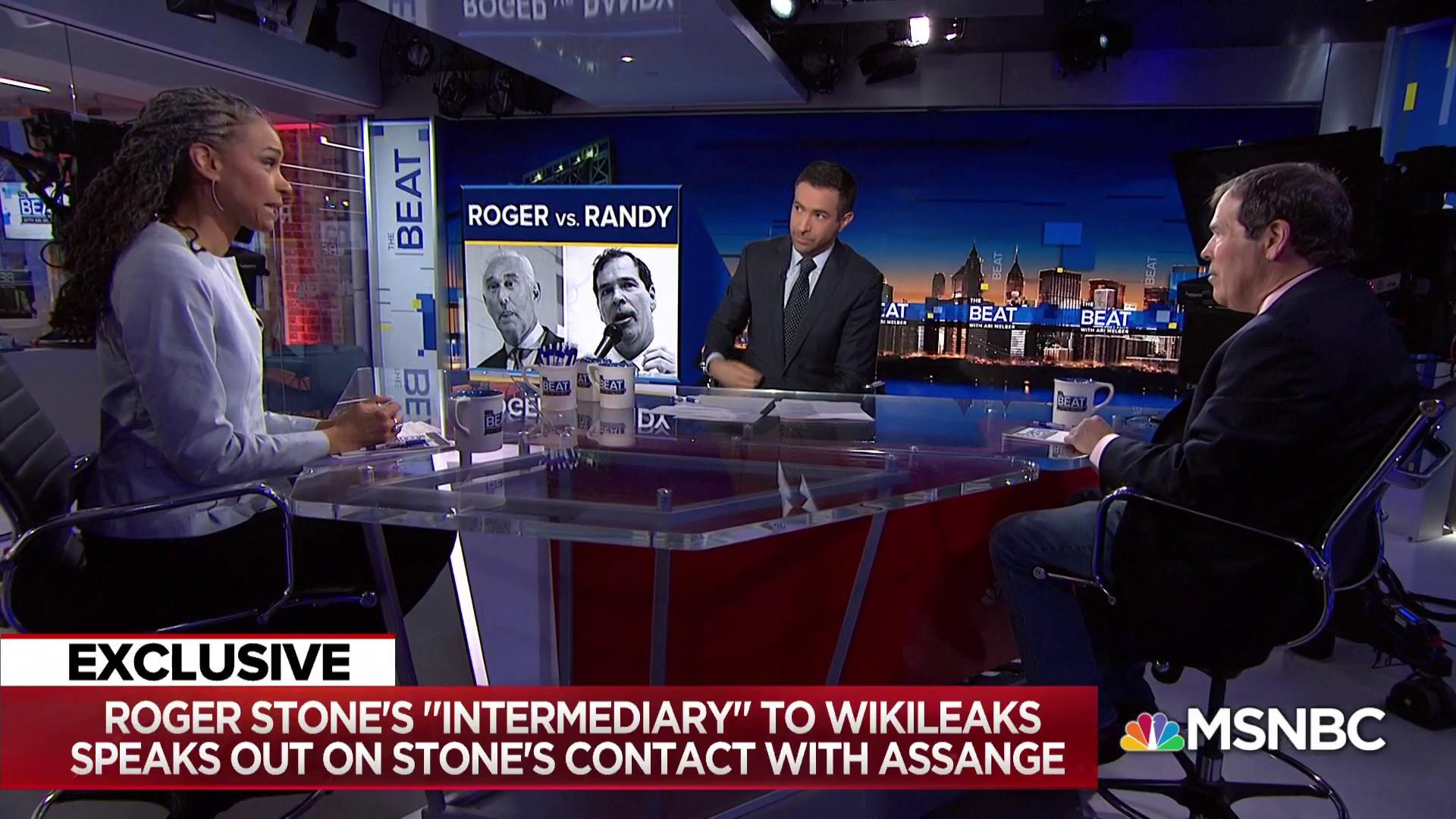 Julian Assange offers to talk to House Russia probe, per Credico