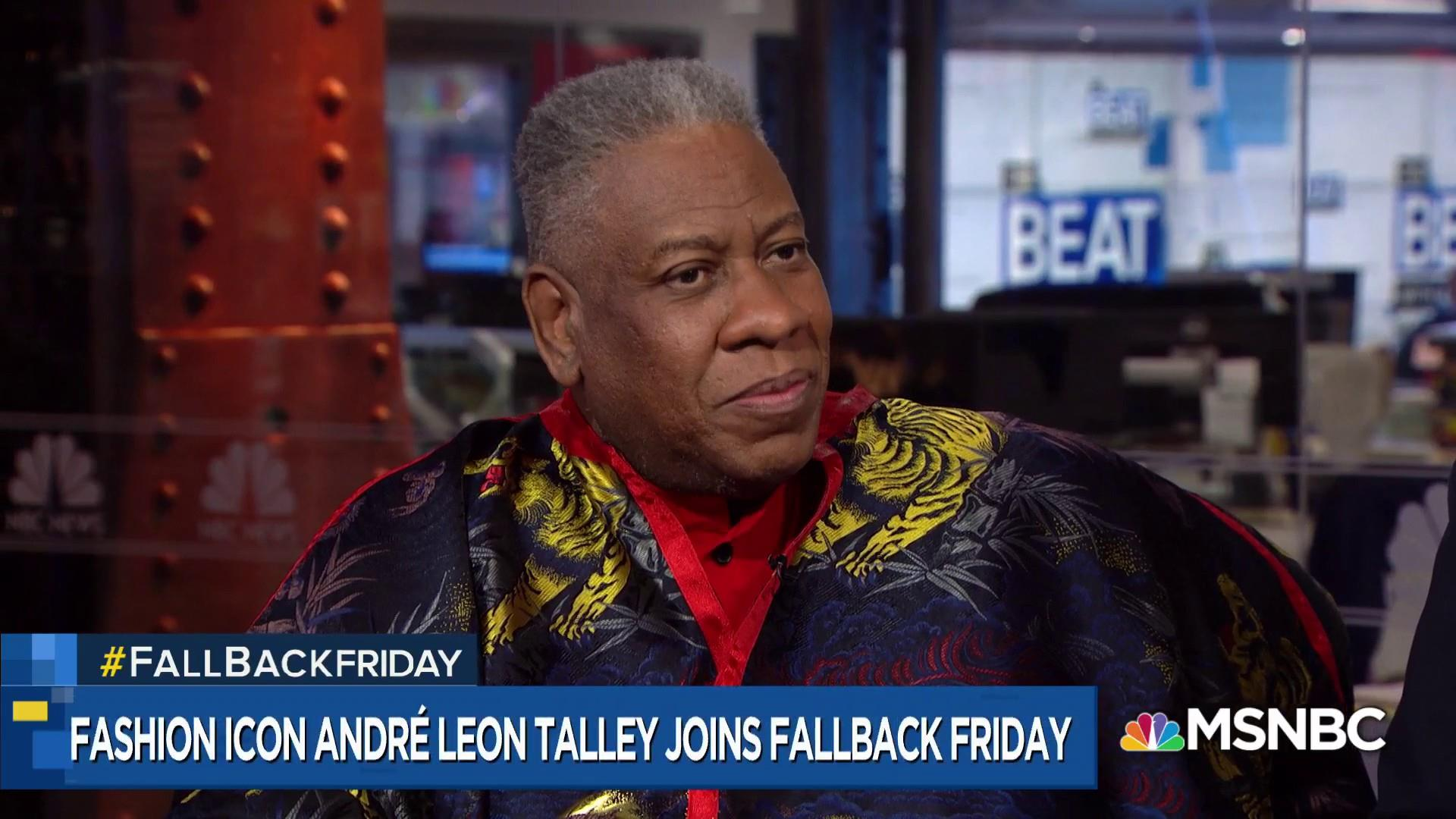 Andre Leon Talley, Howell Raines: Kanye haters, French Open, NFL Fall Back