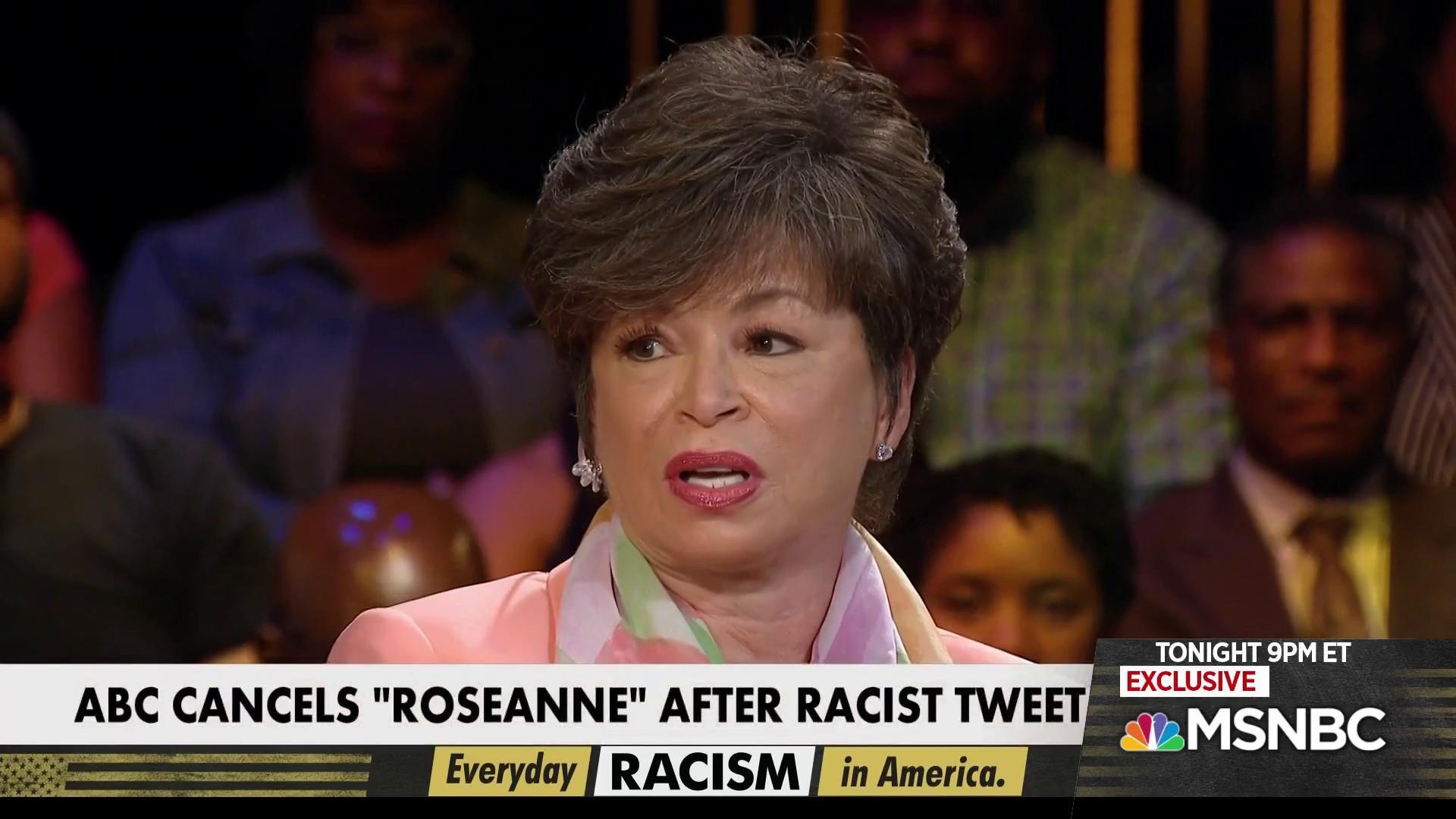 Rev. Sharpton: Roseanne tweet shows Trump 'normalizing' racism