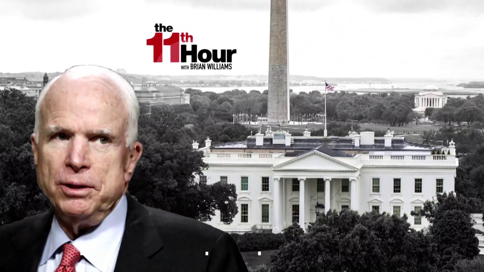 Steve Schmidt: Trump's unworthy to say John McCain's name