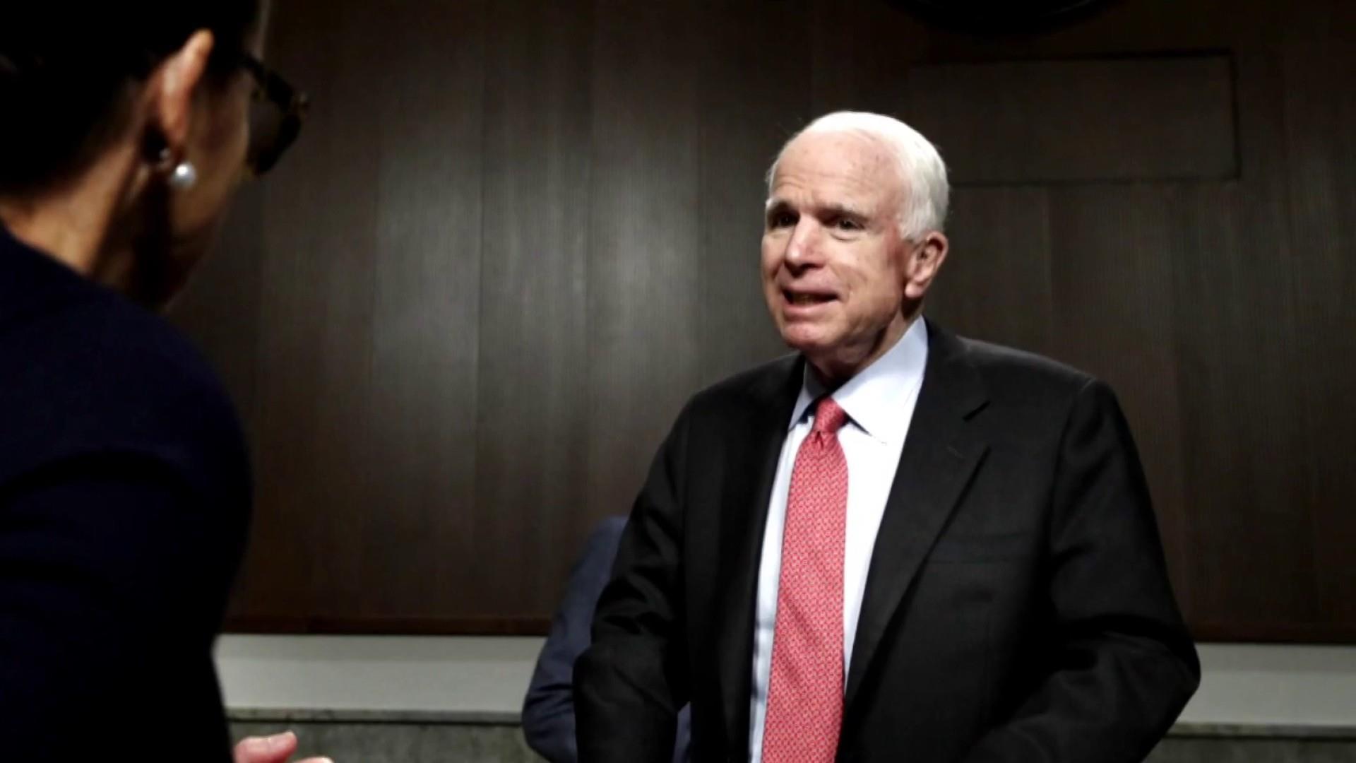 Beschloss: No other president would keep aide after McCain remark