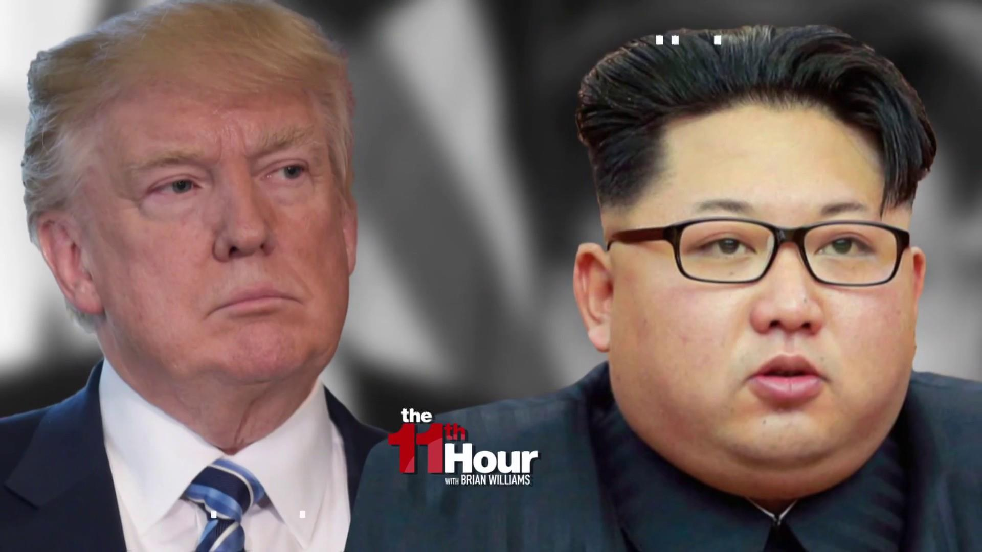 N. Korea threatens to scrap Trump summit over U.S. nuke demands