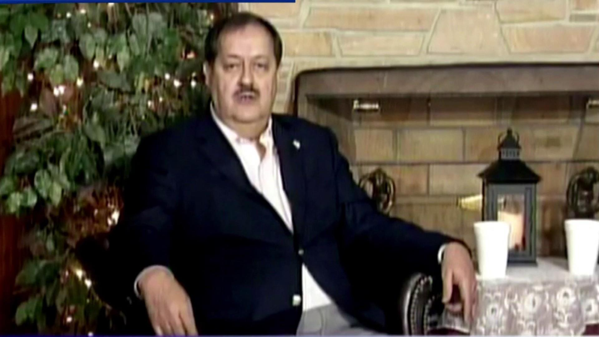 WV Senate candidate Blankenship surging before primary