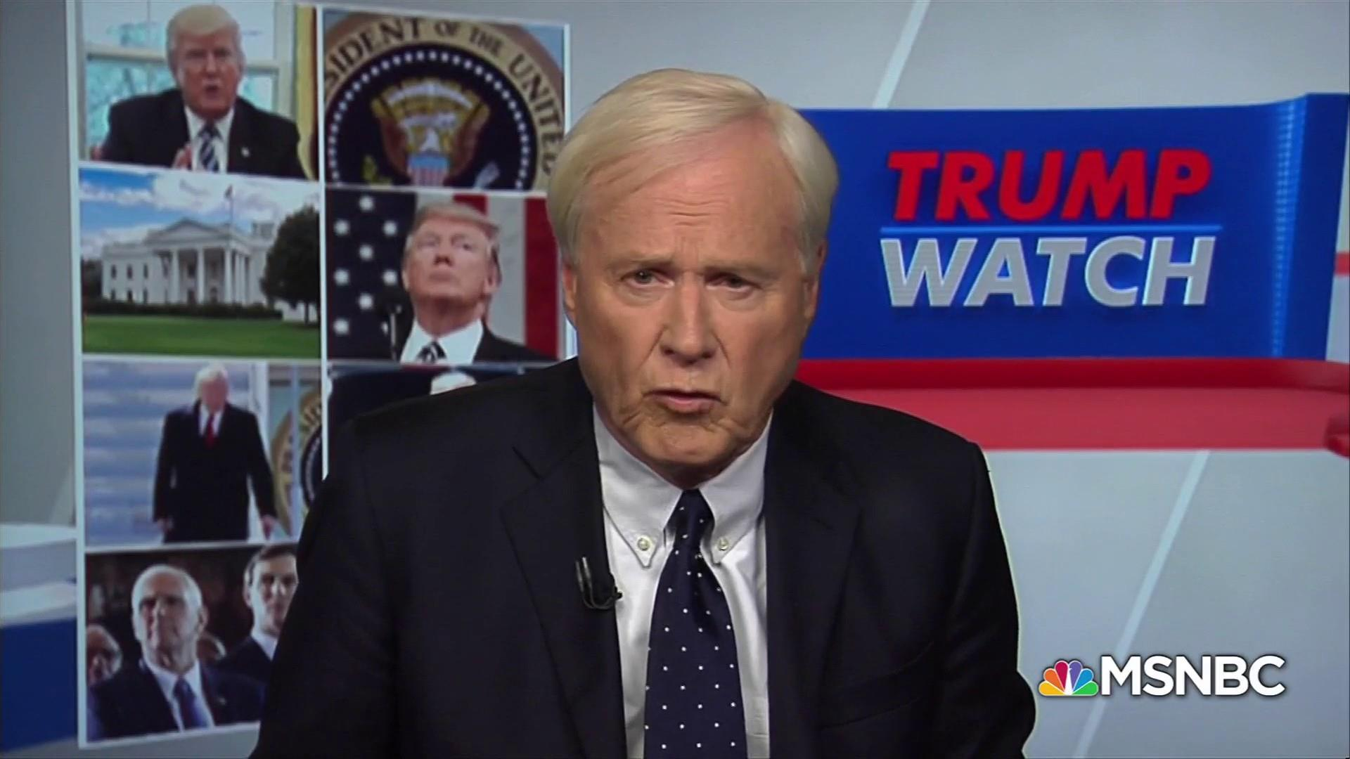 Matthews: The war-hawks are back and they're targeting Iran