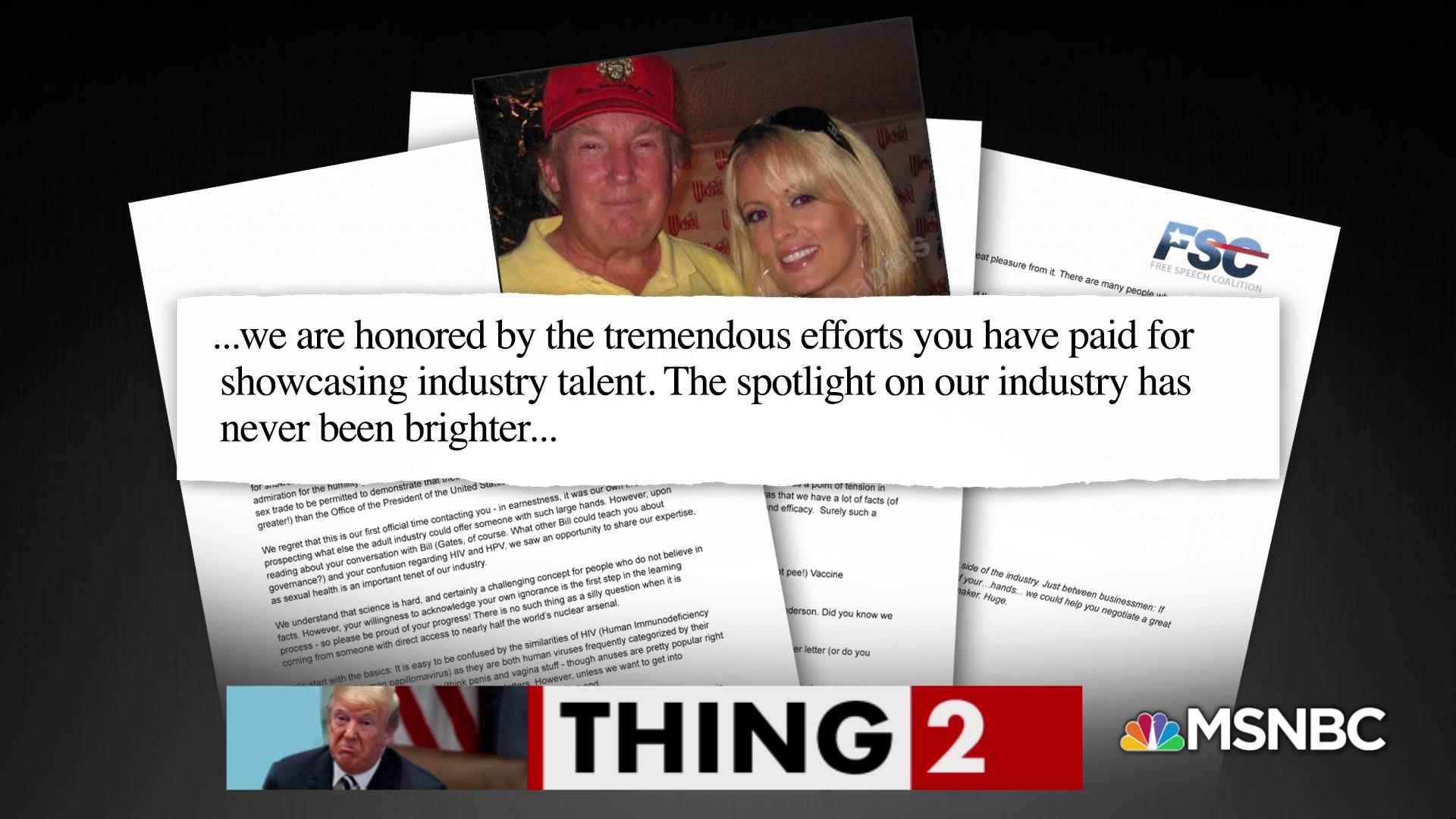 Top trade assn. for porn industry trolls Trump on HPV/HIV