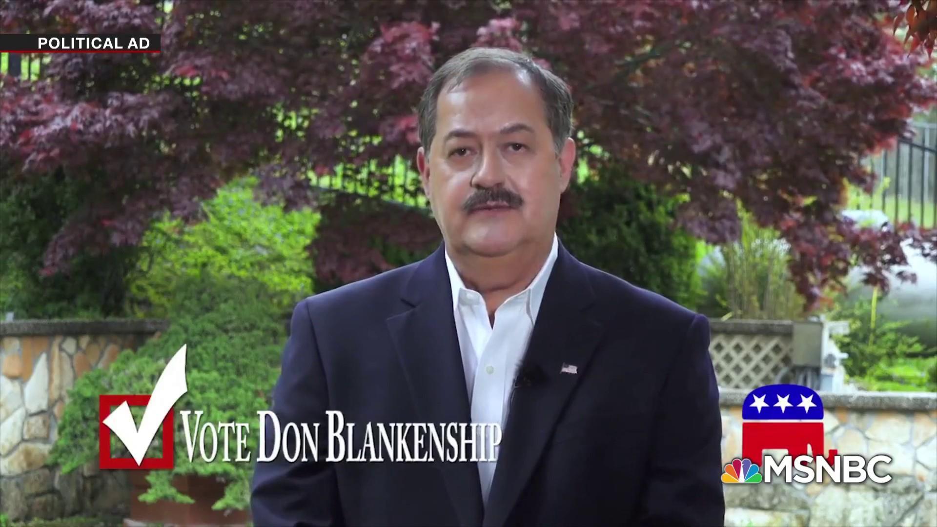 The nutty Republican Senate primary in West Virginia